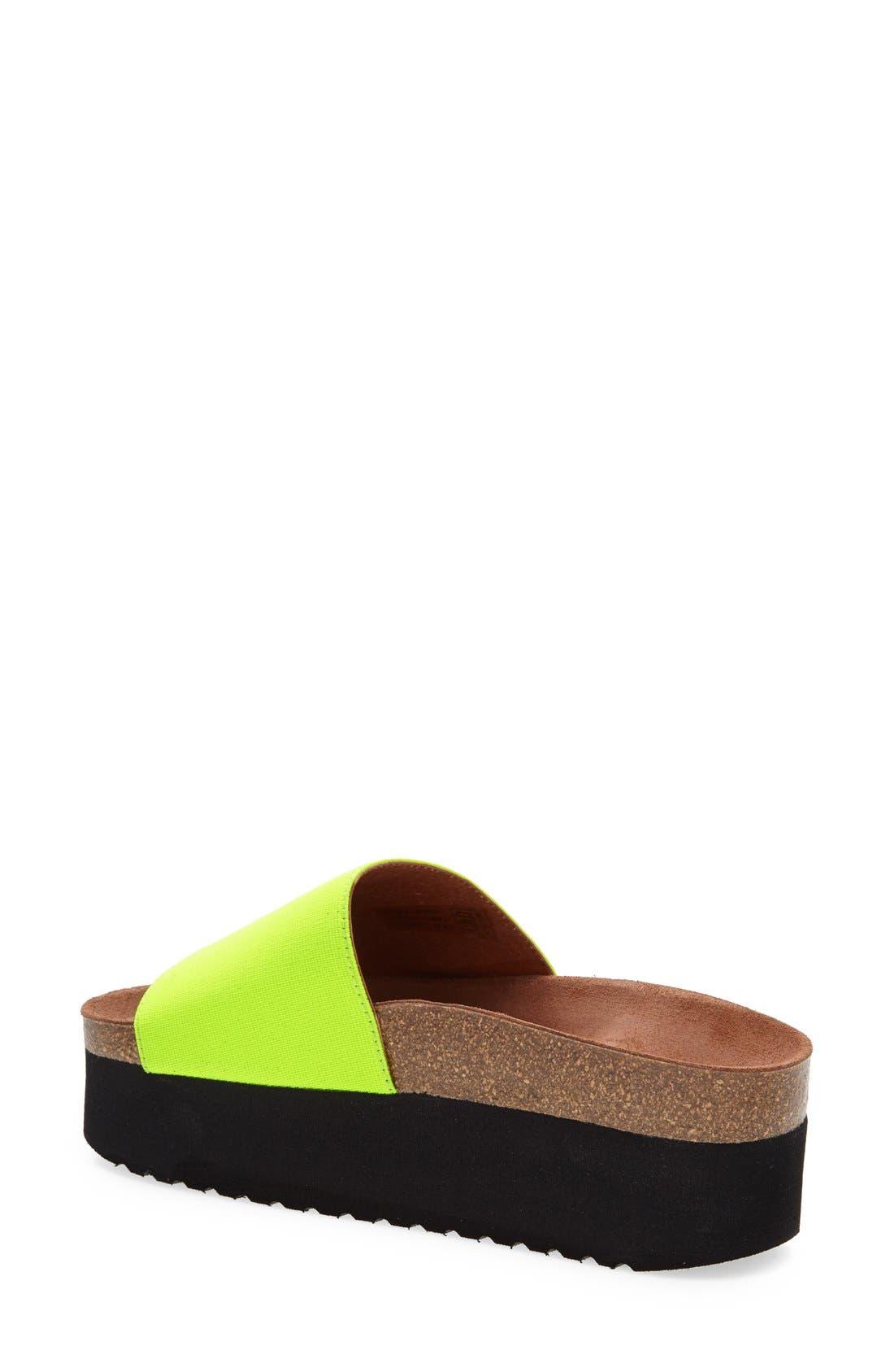 Alternate Image 2  - SIXTYSEVEN 'Isa' Platform Sandal (Women)