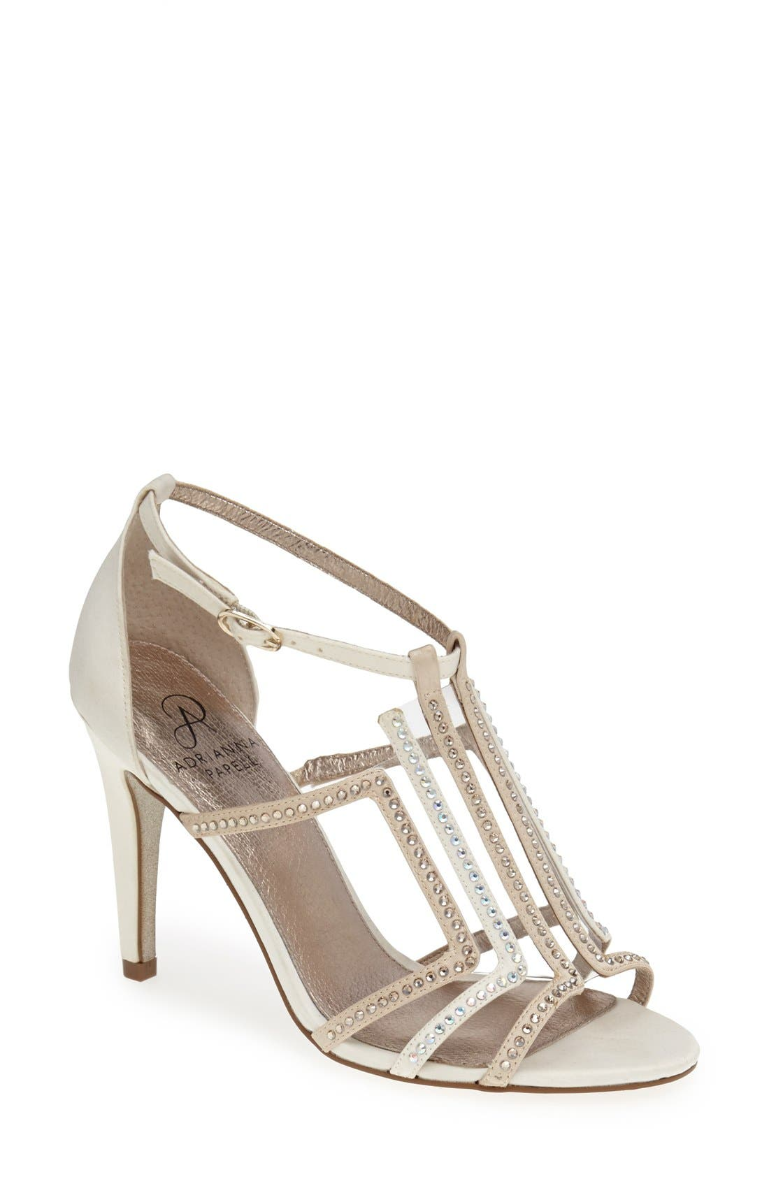 Main Image - Adrianna Papell 'Emilia' Sandal (Online Only Color)
