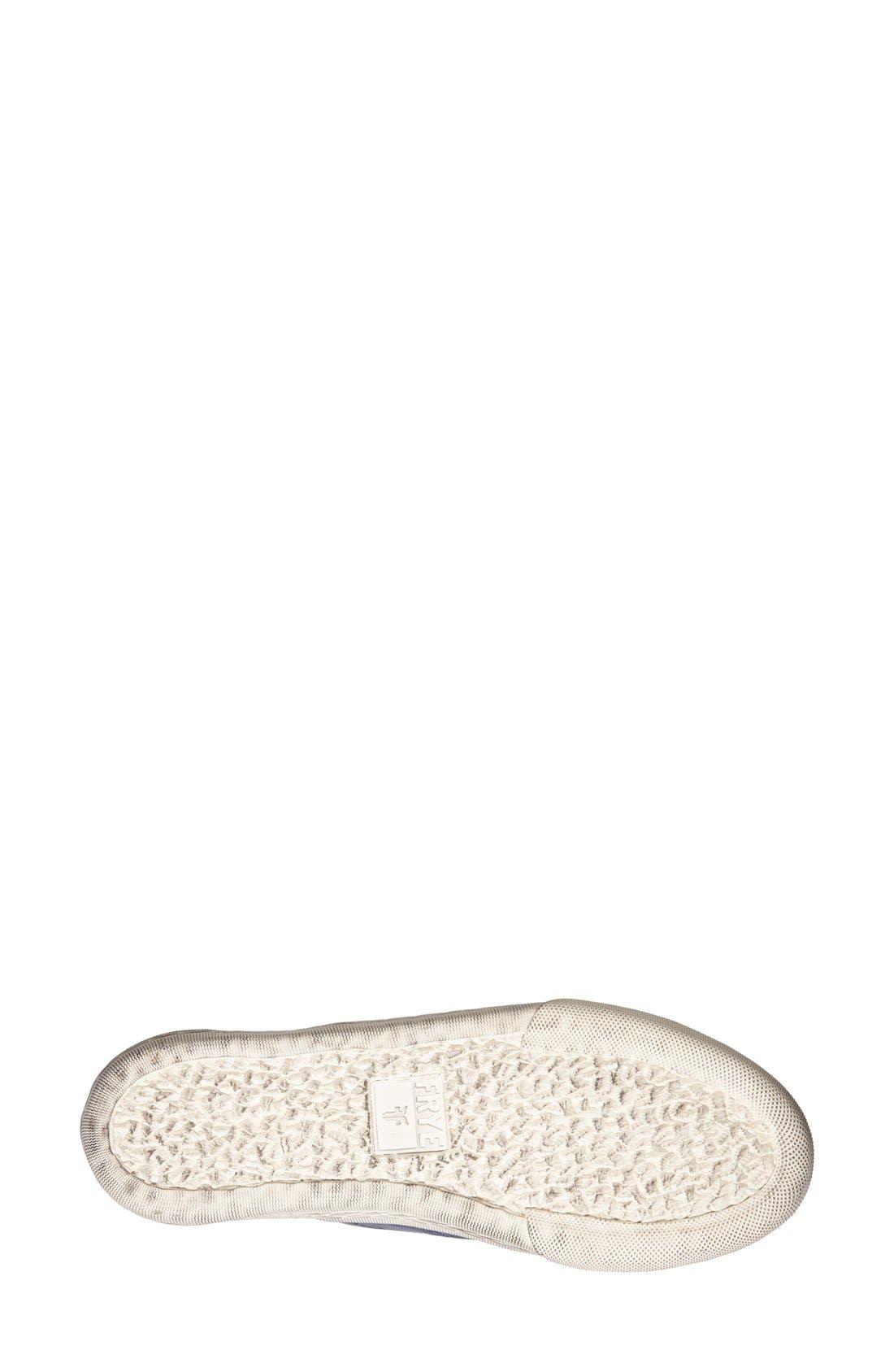 Alternate Image 3  - Frye 'Mindy' Slip-On Leather Sneaker (Women)