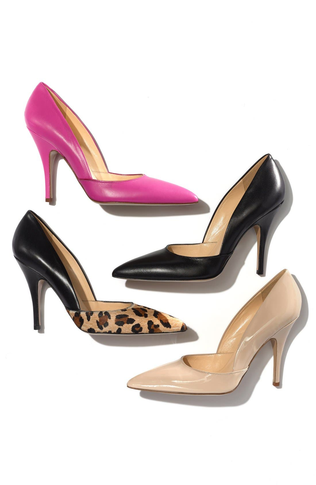 Alternate Image 5  - kate spade new york 'lottie' pump (Women)