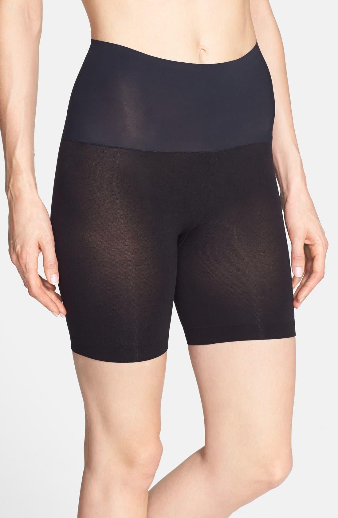 Alternate Image 1 Selected - Commando 'Biker Babe' Shorts