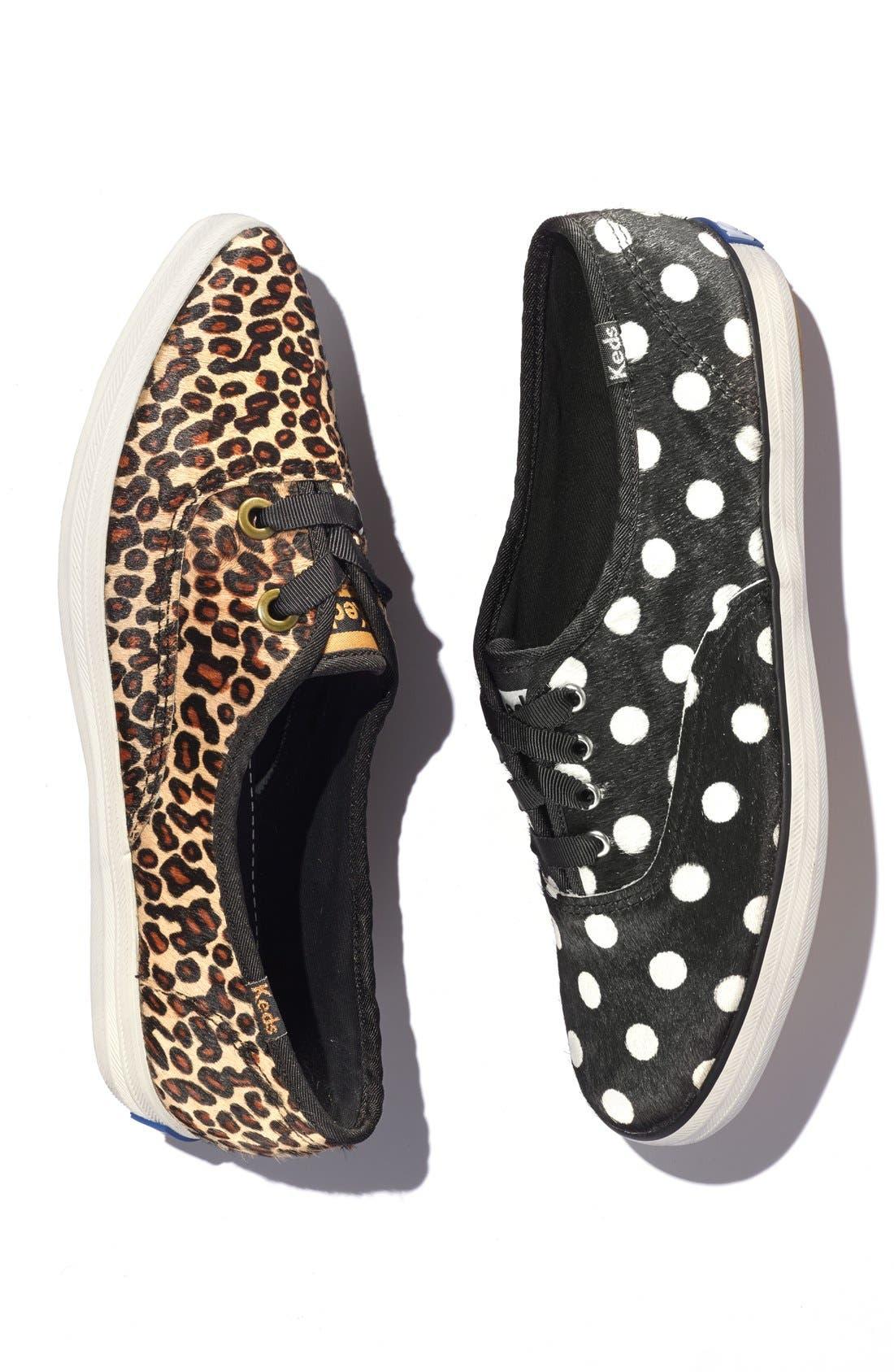 Alternate Image 6  - Keds® 'Champion Spur' Calf Hair Sneaker (Online Only) (Women)