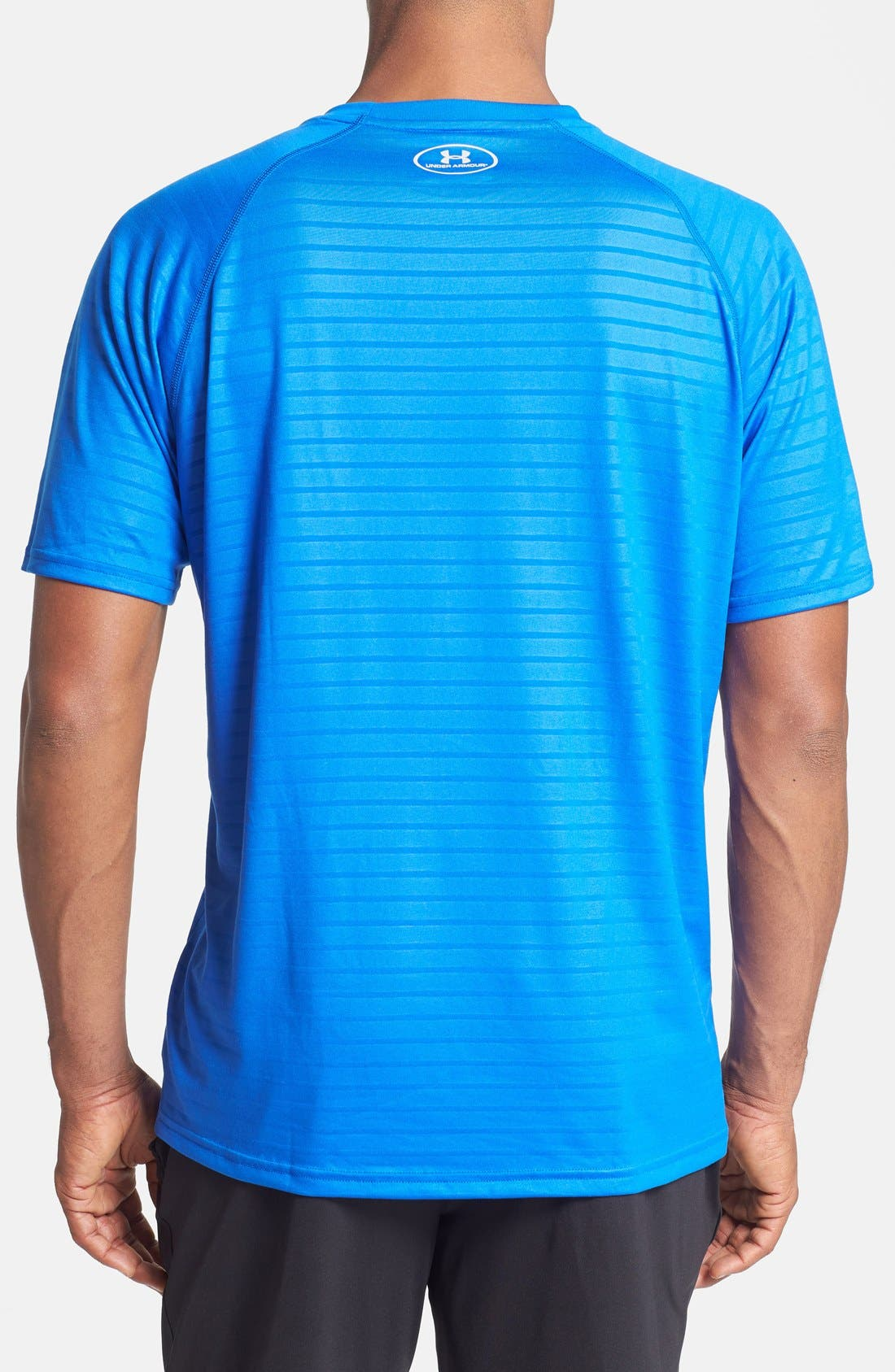 Alternate Image 2  - Under Armour 'UA Tech™ Embossed' Loose Fit T-Shirt