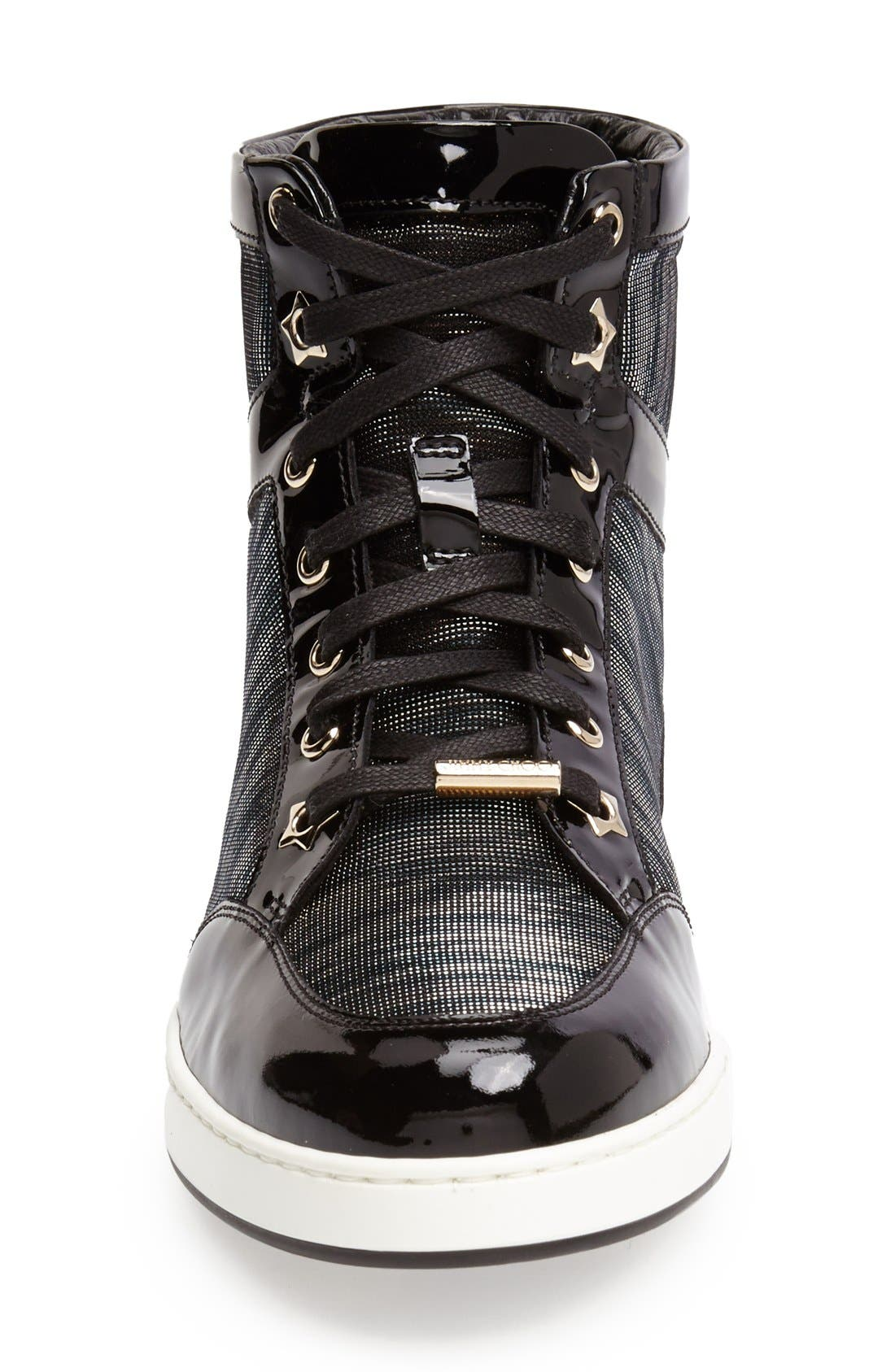 Alternate Image 3  - Jimmy Choo 'Tokyo' High Top Sneaker (Women)