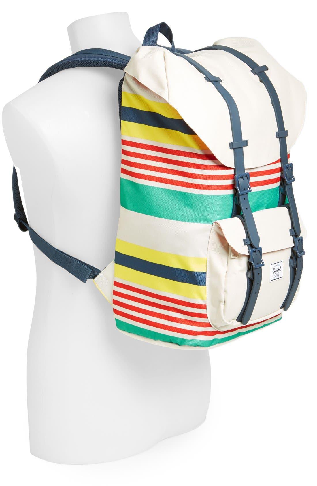 Alternate Image 4  - Herschel Supply Co. 'Little America - Malibu' Backpack