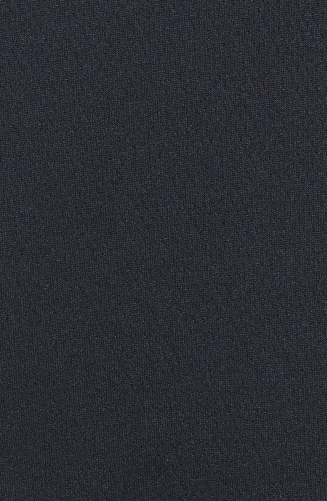 Alternate Image 3  - Cutter & Buck 'DryTec® Edge' Half Zip Mesh Pullover