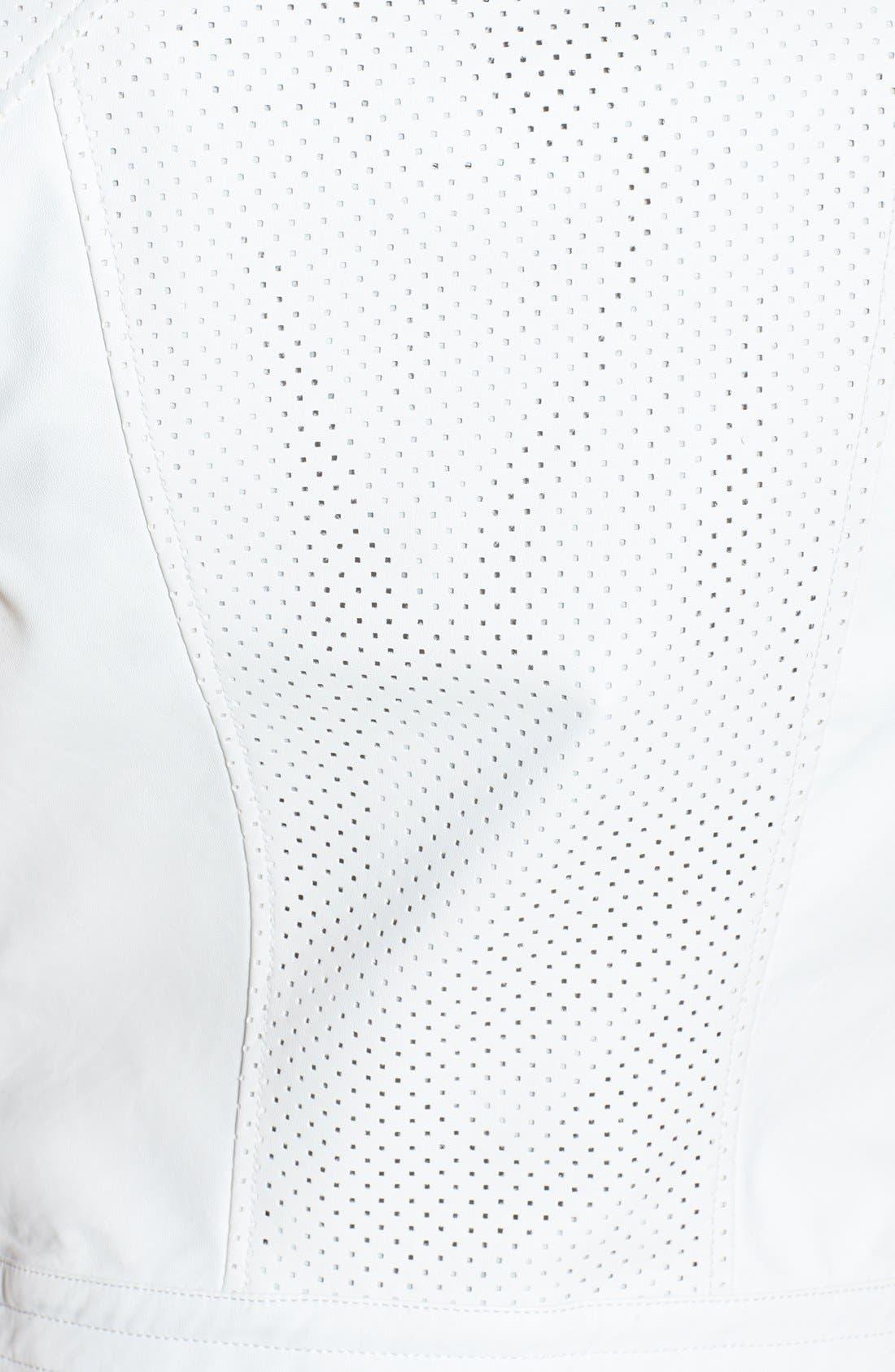Alternate Image 3  - Sanctuary 'City' Faux Leather Moto Vest