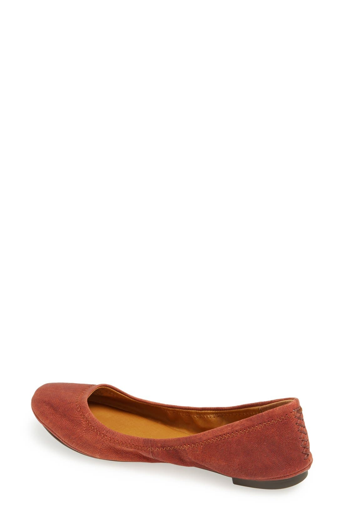 Alternate Image 2  - Lucky Brand 'Emmie' Flat