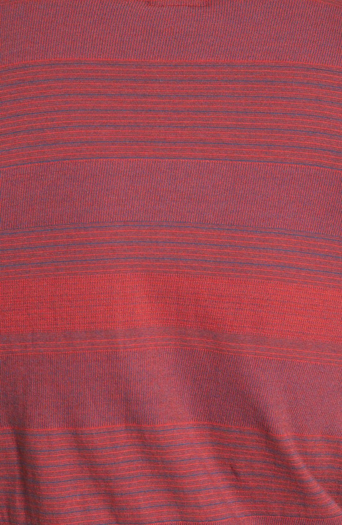 Alternate Image 3  - RVCA 'Hipe Stripe' Short Sleeve Henley