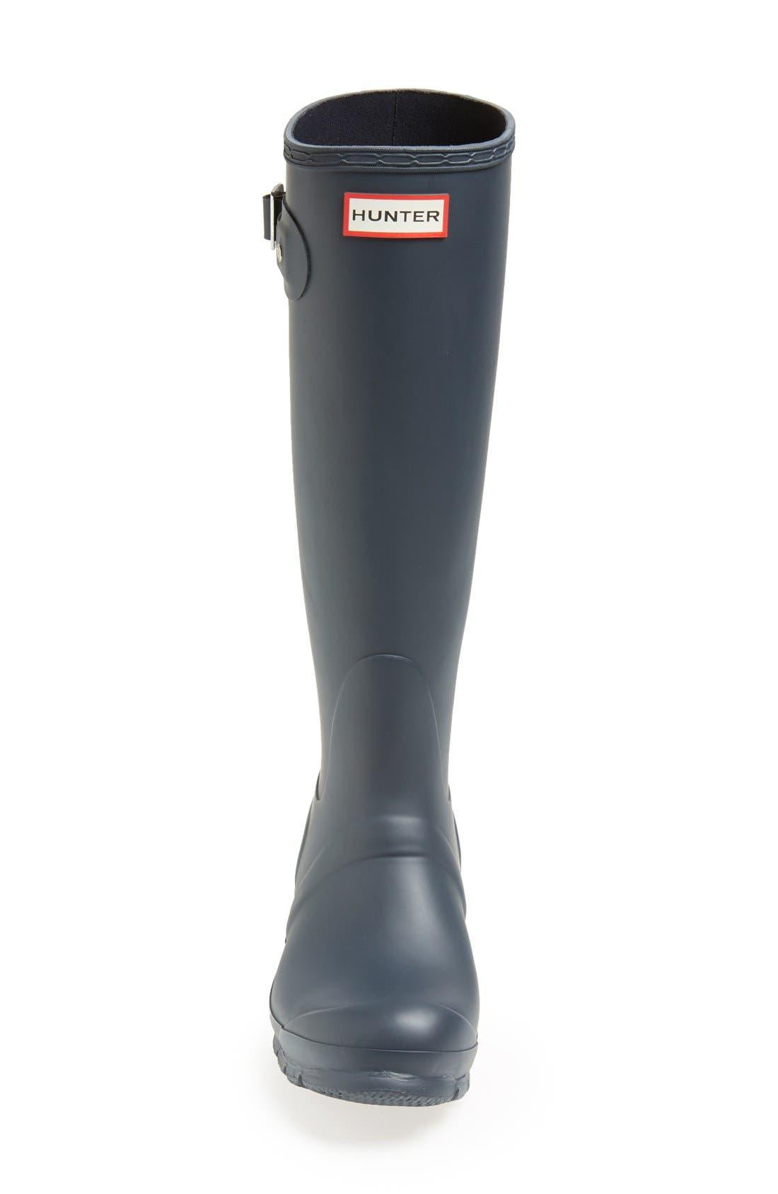 Alternate Image 3  - Hunter 'Original Tall' Rain Boot (Women)
