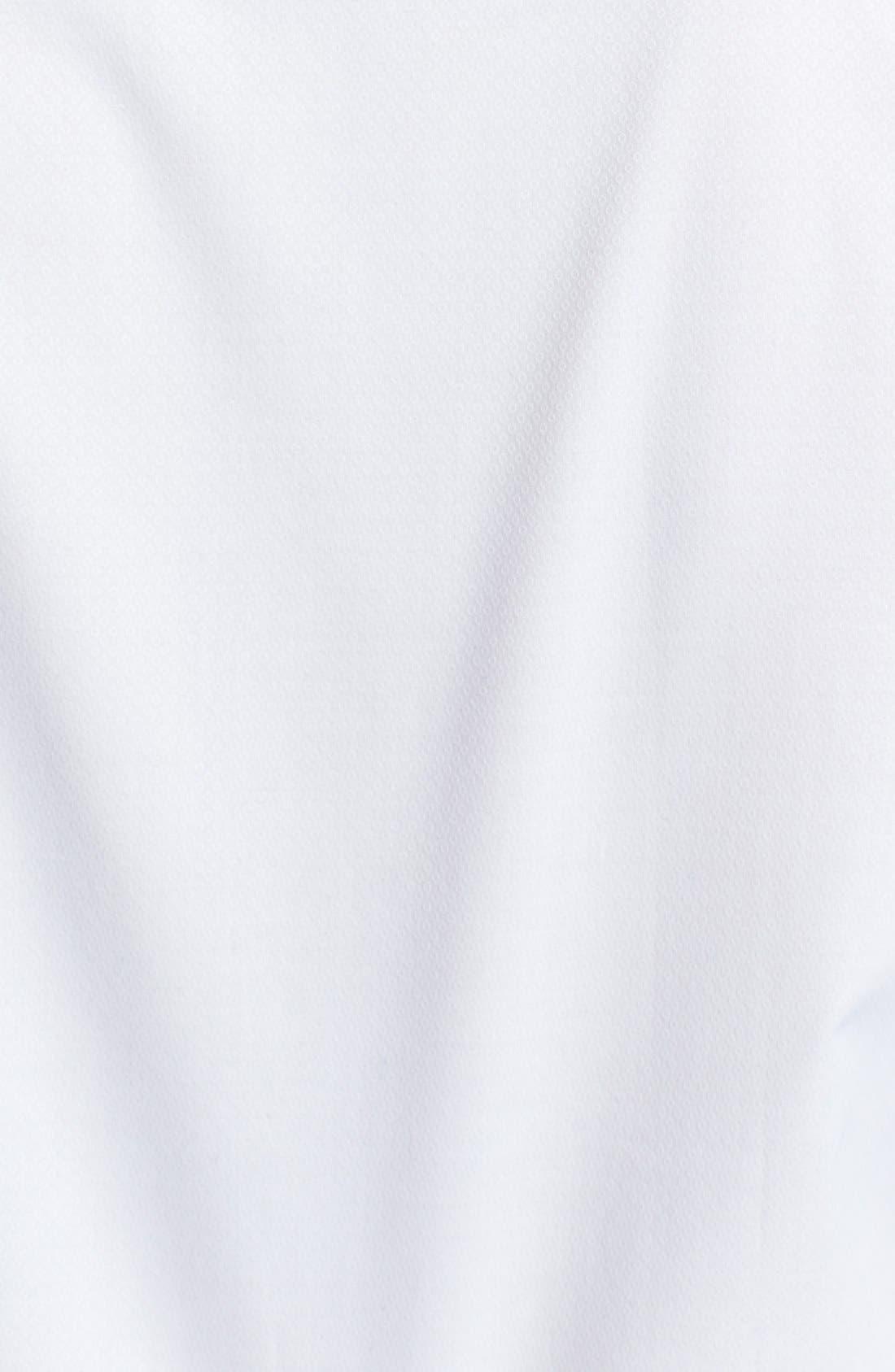Alternate Image 3  - Z Zegna Drop 8 Fit Tonal Diamond Print Dress Shirt