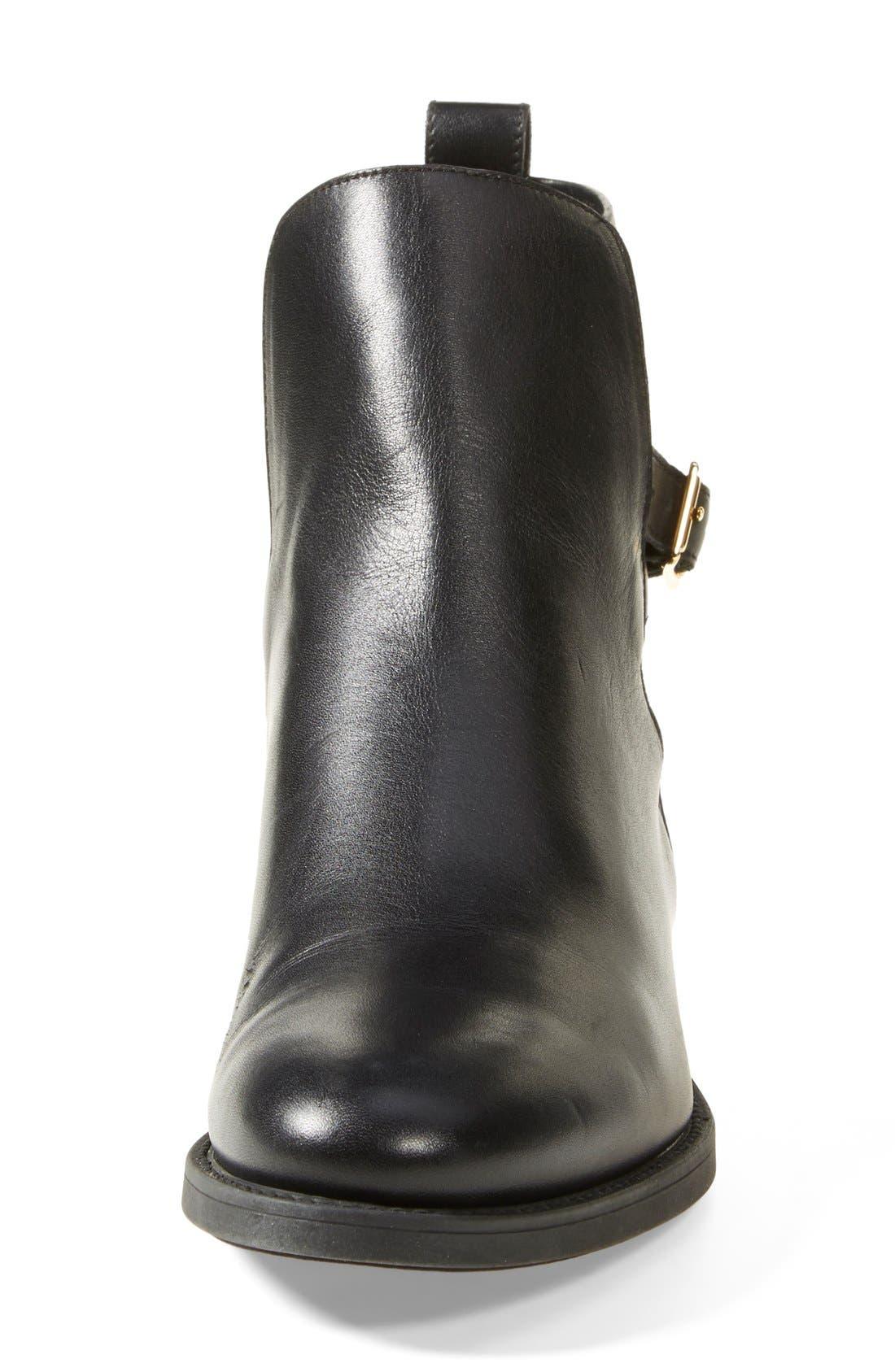 Alternate Image 3  - Burberry 'Richardson' Leather Boot (Women)