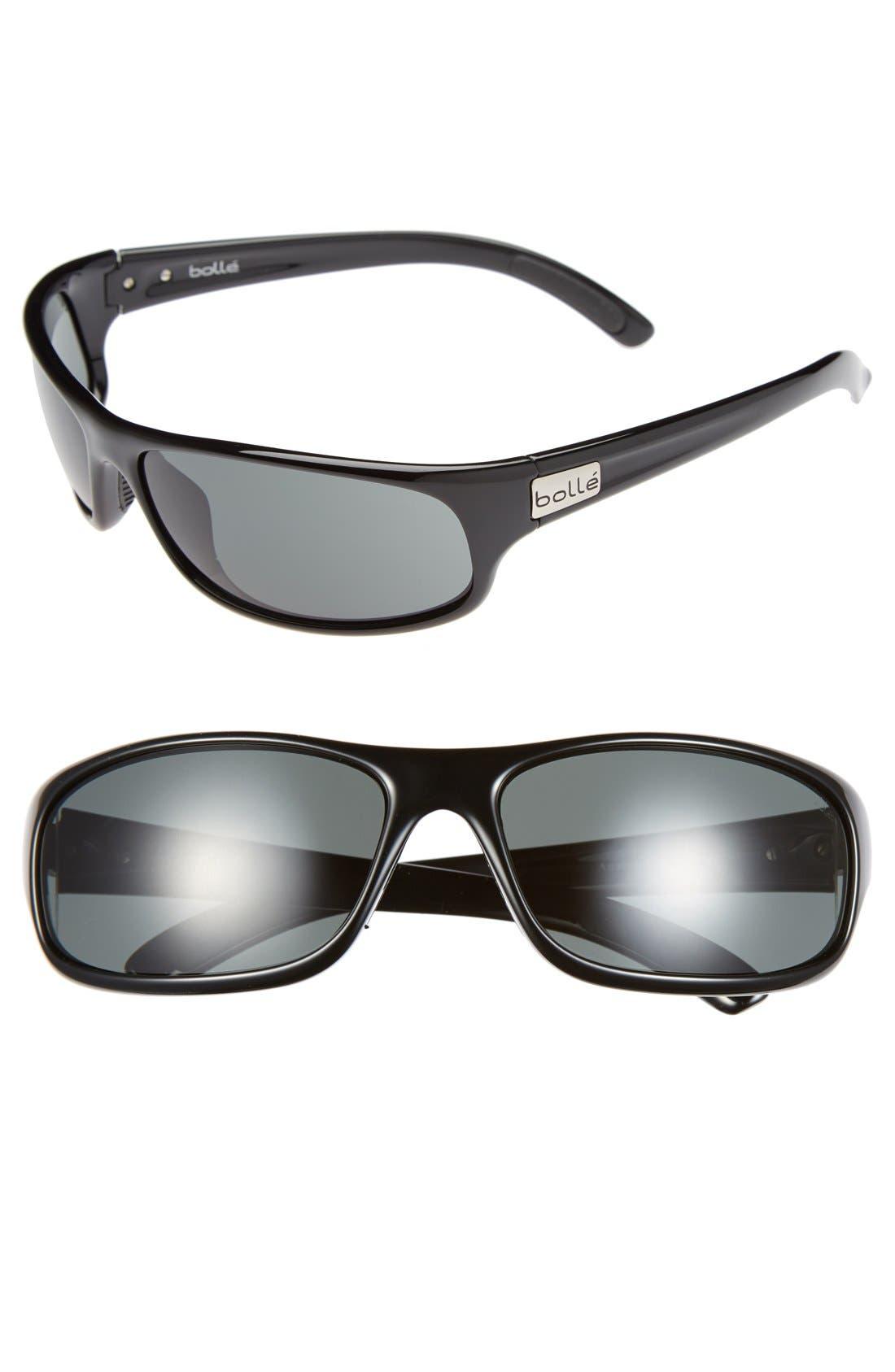 Alternate Image 1 Selected - Bolle 'Anaconda' 68mm Sport Sunglasses