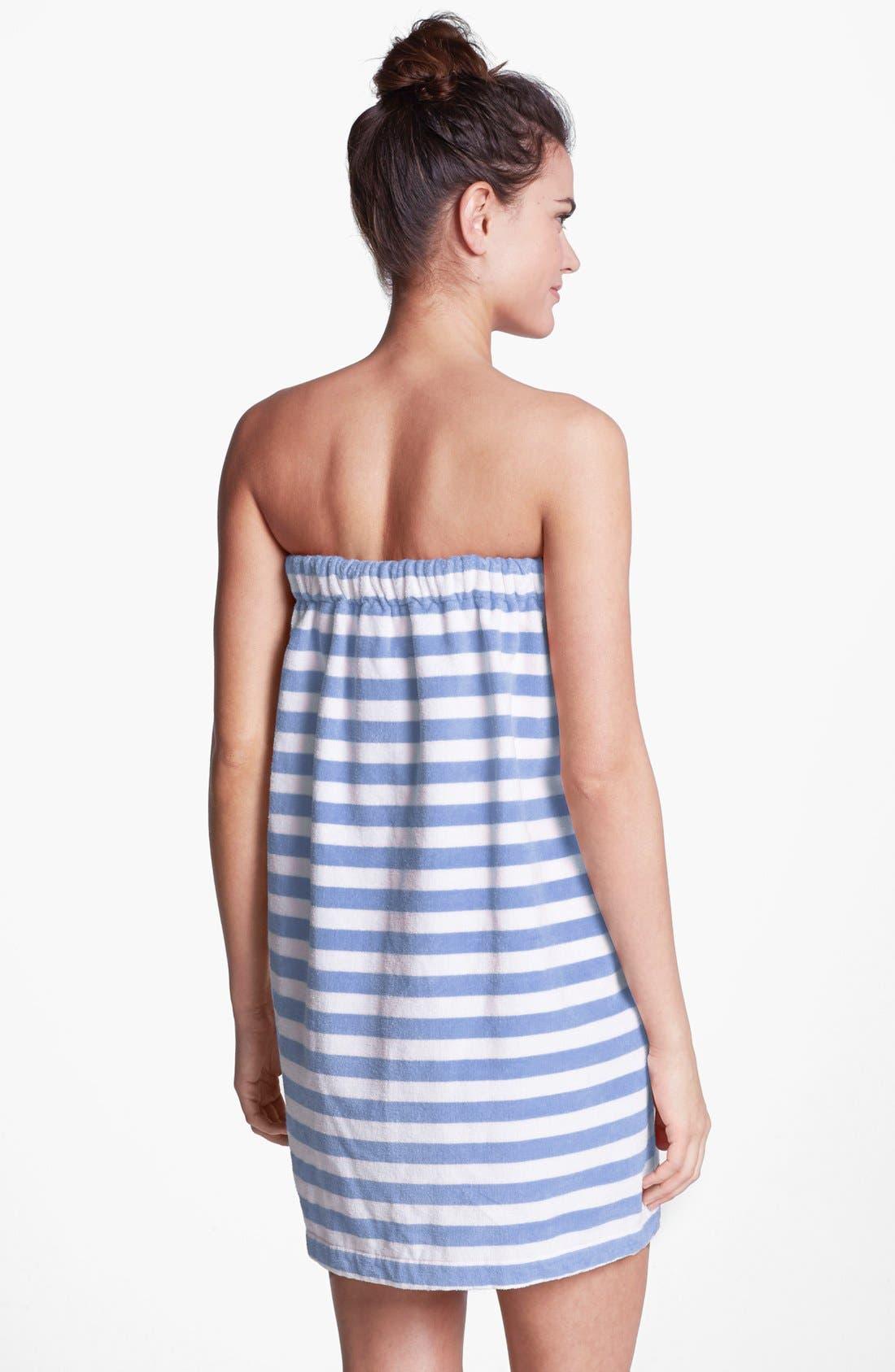 Alternate Image 2  - Make + Model 'Summer Towel' Shower Wrap