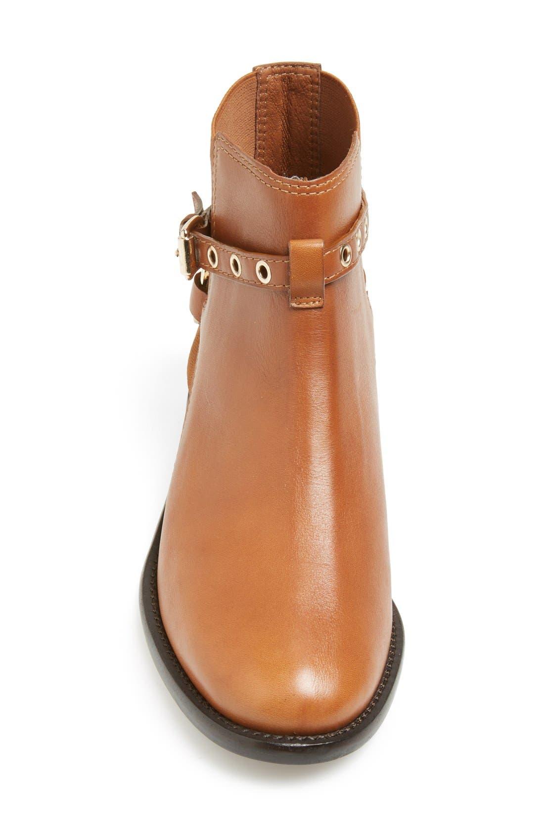 Alternate Image 3  - Diane von Furstenberg 'Rikki' Leather Boot (Women)