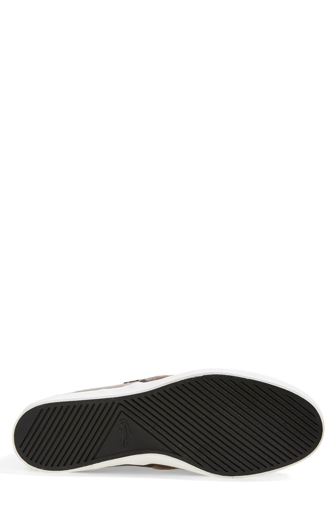 Alternate Image 4  - Lacoste 'Sevrin 4' Sneaker (Men) (Online Only)