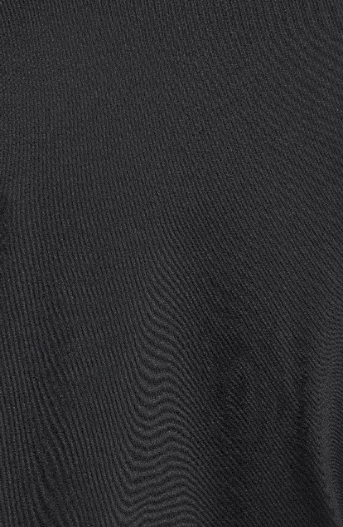 Alternate Image 3  - Mighty Fine 'Vader Broken Mask' Graphic T-Shirt