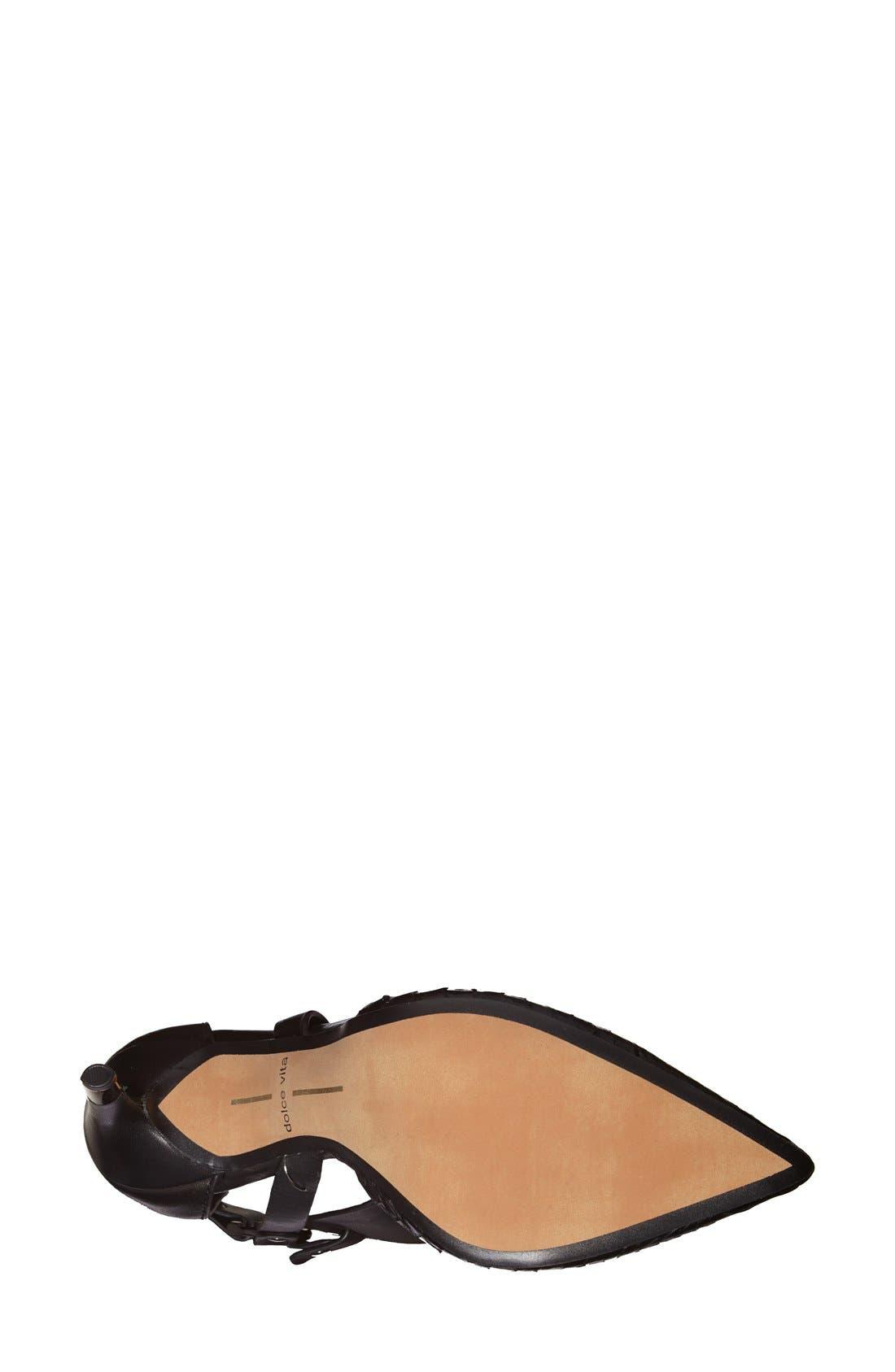 Alternate Image 4  - Dolce Vita 'Knoxx' Leather Pump (Women)