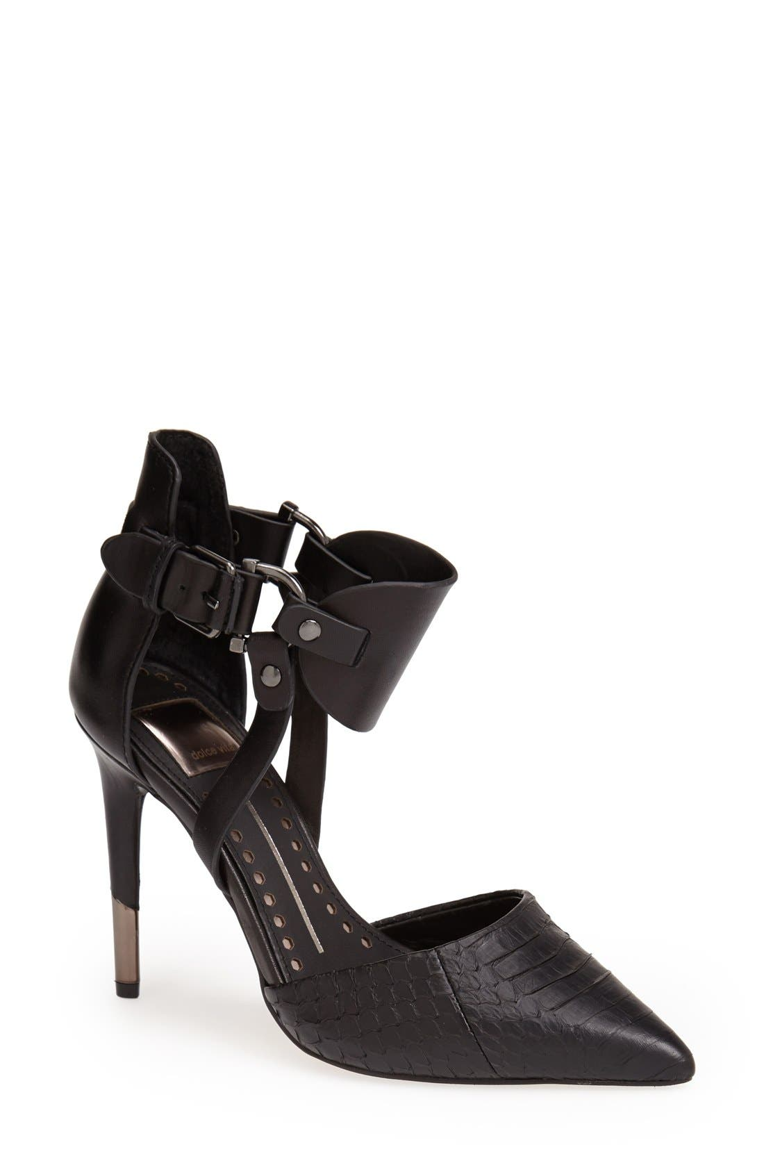 Alternate Image 1 Selected - Dolce Vita 'Knoxx' Leather Pump (Women)
