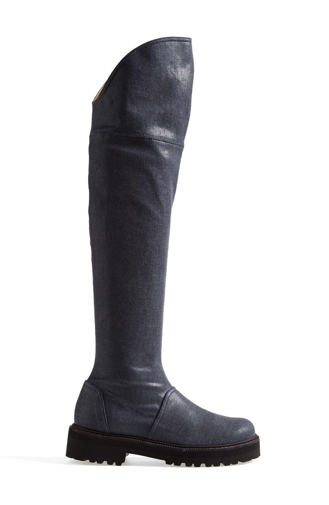 Alternate Image 4  - MM6 Maison Margiela Over the Knee Boot (Women)