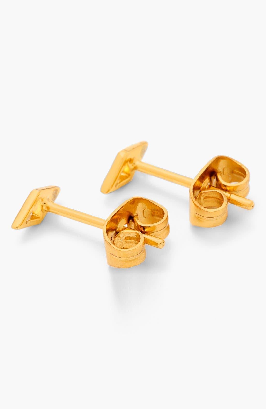 Alternate Image 3  - gorjana 'Mika Opposition' Stud Earrings