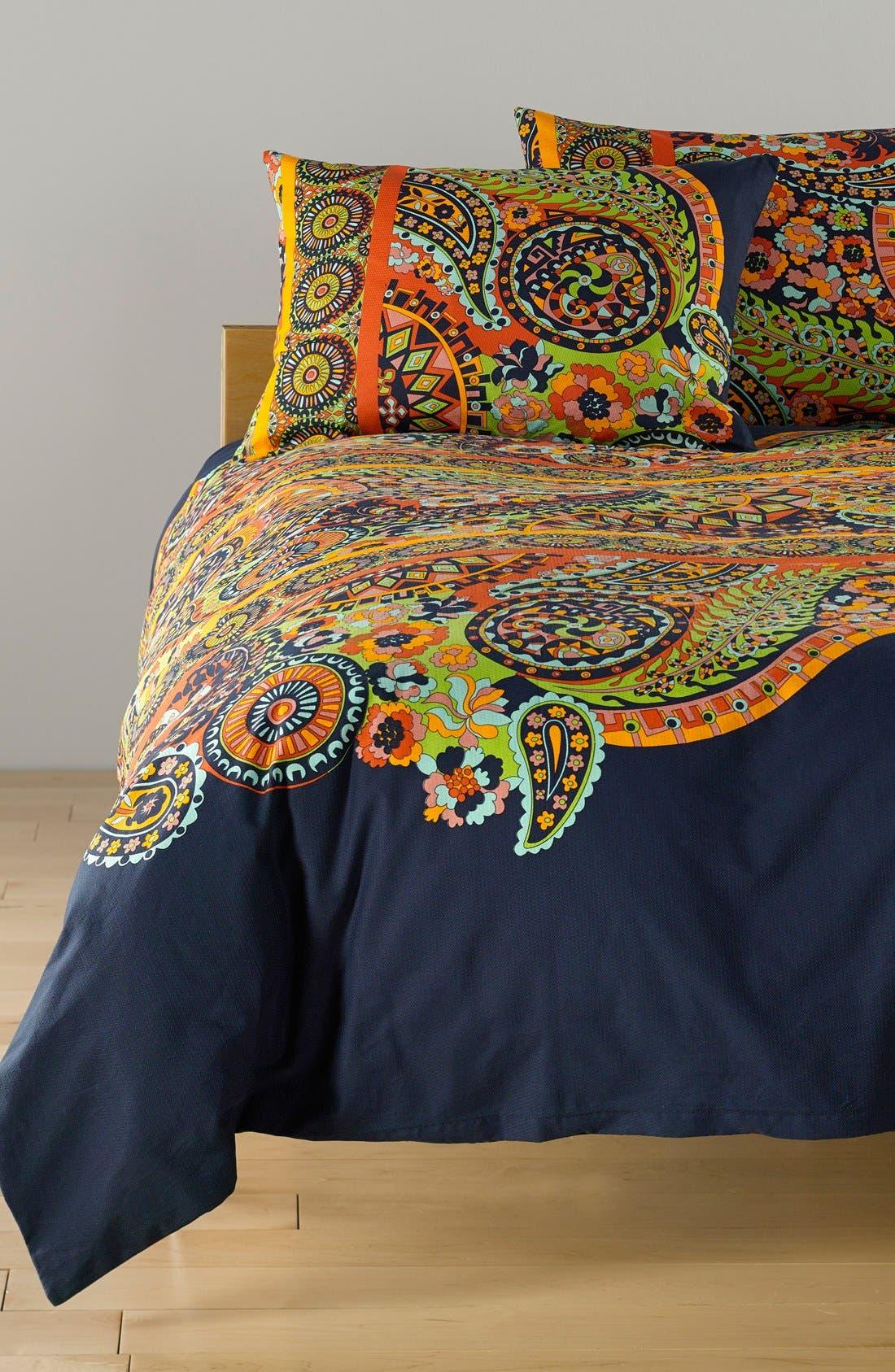 Alternate Image 1 Selected - Josie by Natori 'Boho' Duvet Cover Set