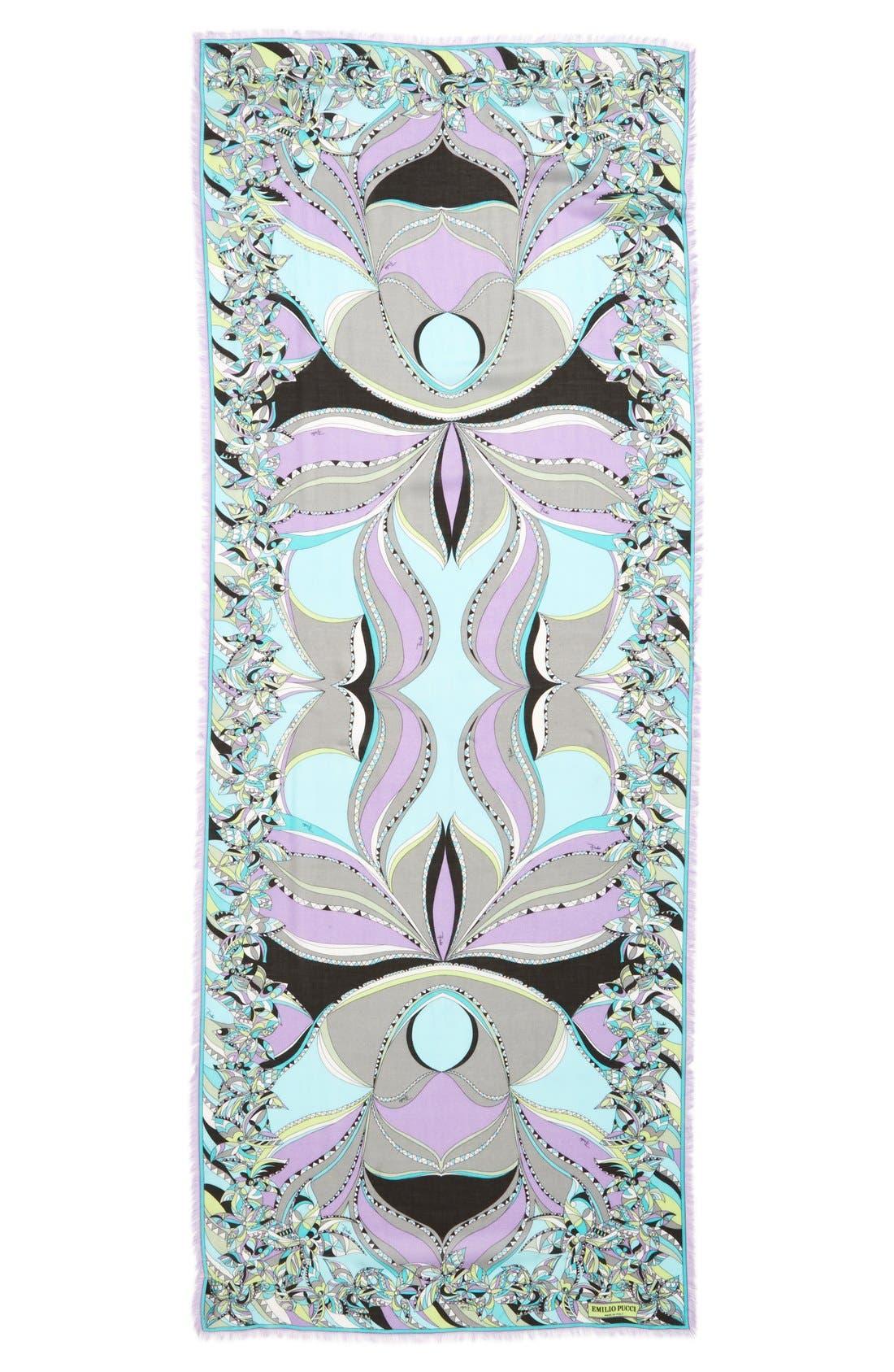 Alternate Image 2  - Emilio Pucci 'Astana' Print Scarf