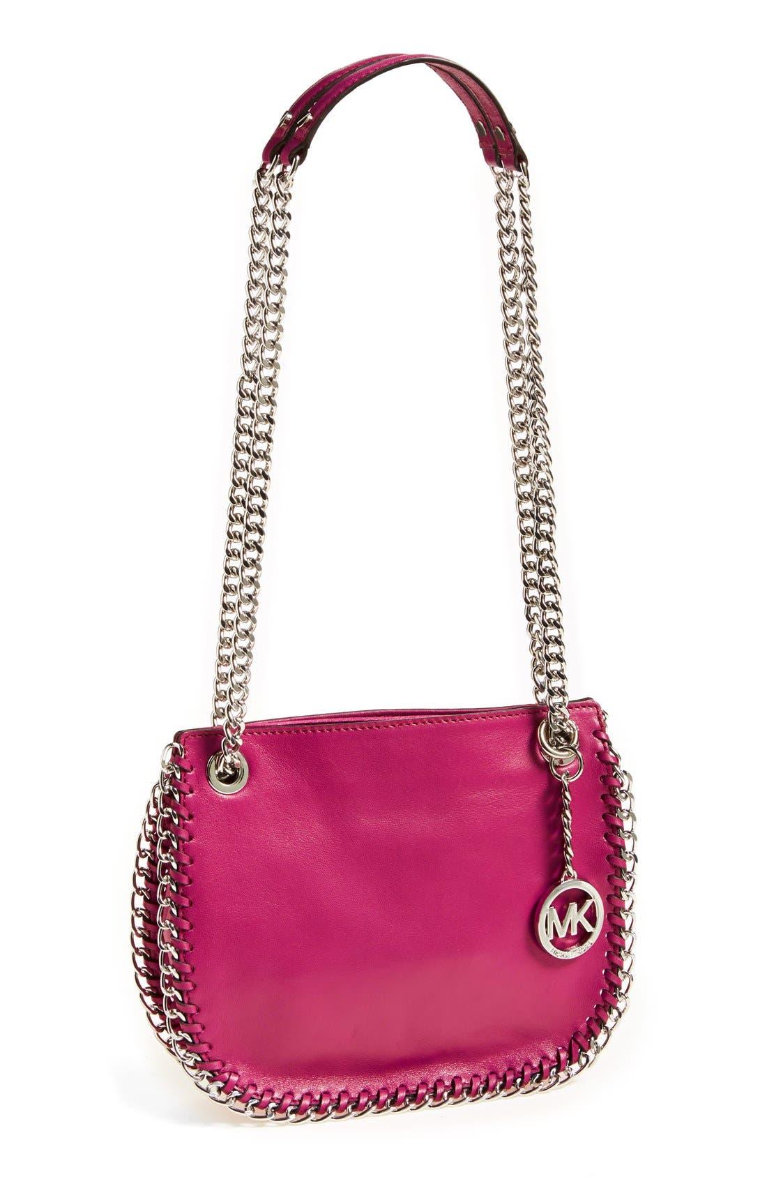 Alternate Image 1 Selected - MICHAEL Michael Kors 'Small Chelsea' Convertible Crossbody Bag