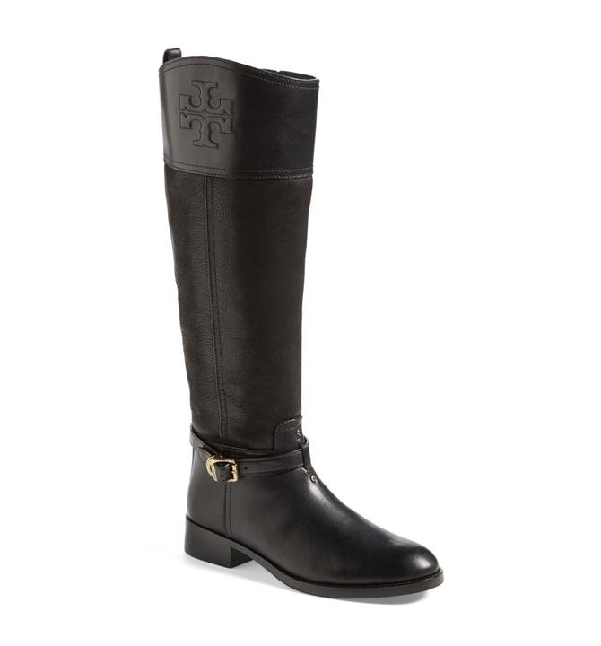 Tory Burch 'Simone' Riding Boot (Women) (Nordstrom Exclusive ...