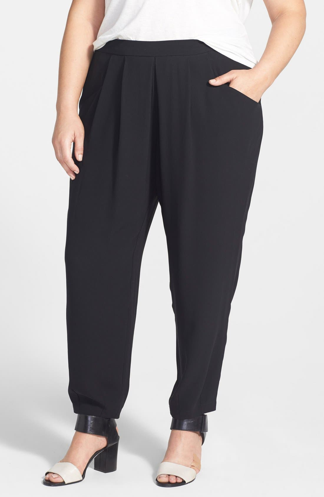 Find silk plus size pants at ShopStyle. Shop the latest collection of silk plus size pants from the most popular stores - all in one place.