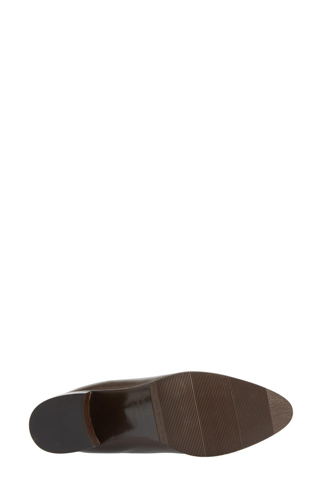 Alternate Image 4  - Charles David 'Ramu' Leather Riding Boot (Women)