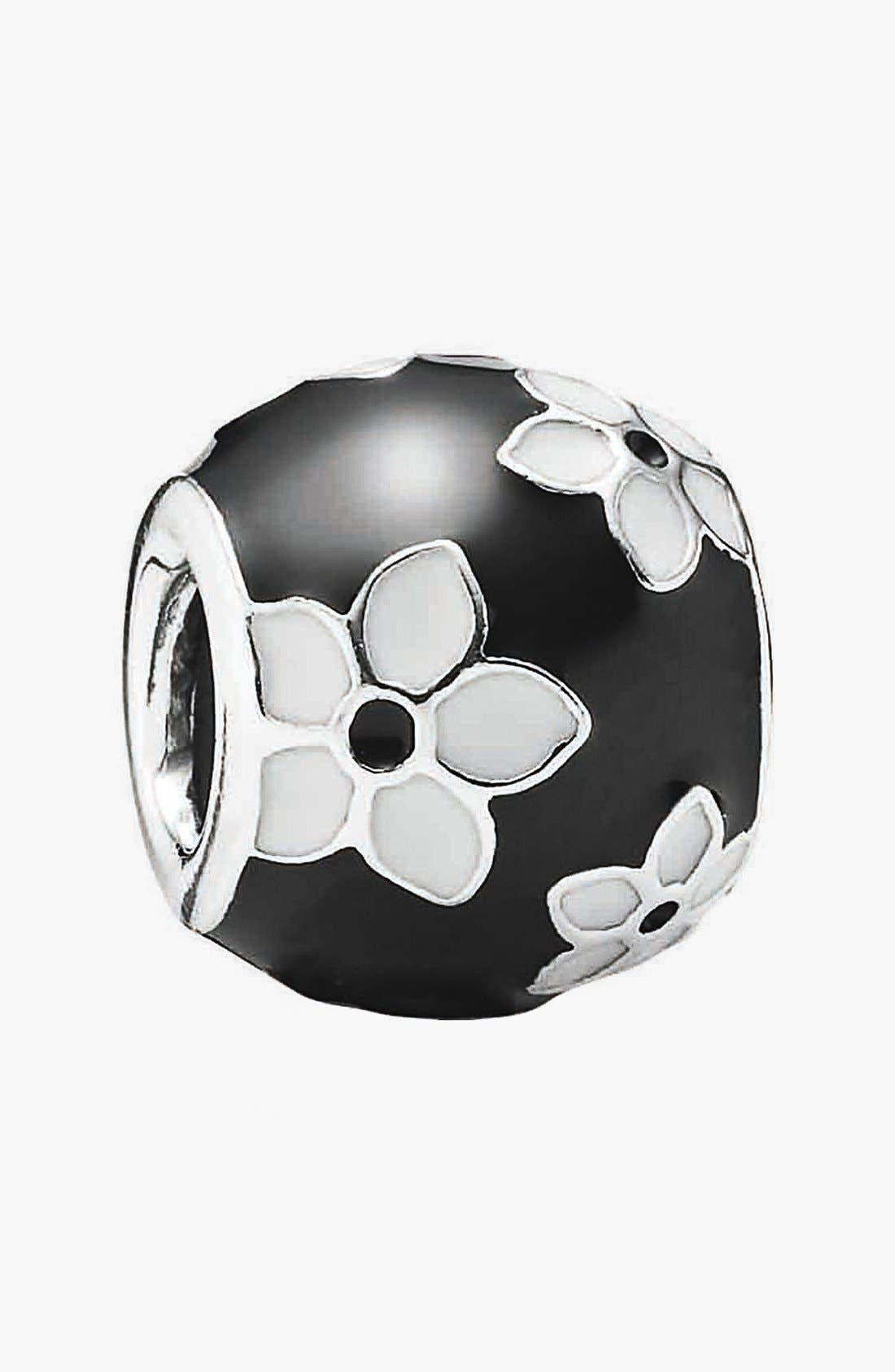 Alternate Image 1 Selected - PANDORA 'Mystic Floral' Bead Charm