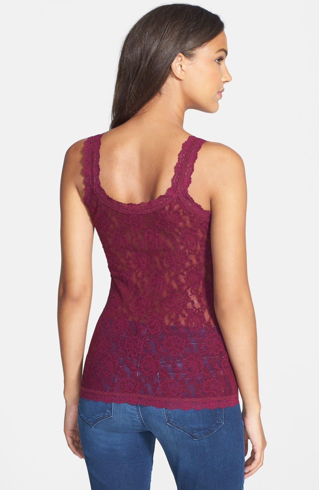Alternate Image 2  - Hanky Panky 'Signature Lace' Camisole