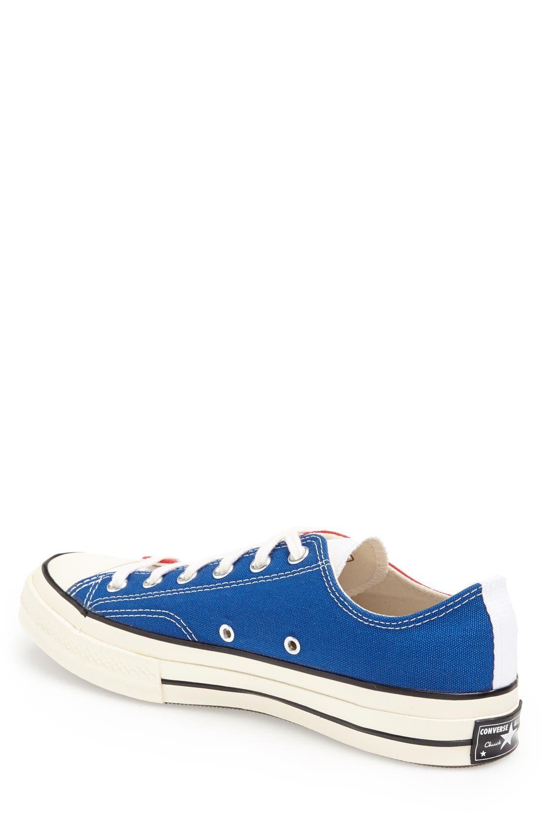 Alternate Image 2  - Converse Chuck Taylor® All Star® '70 Three-Panel Canvas Sneaker (Men)
