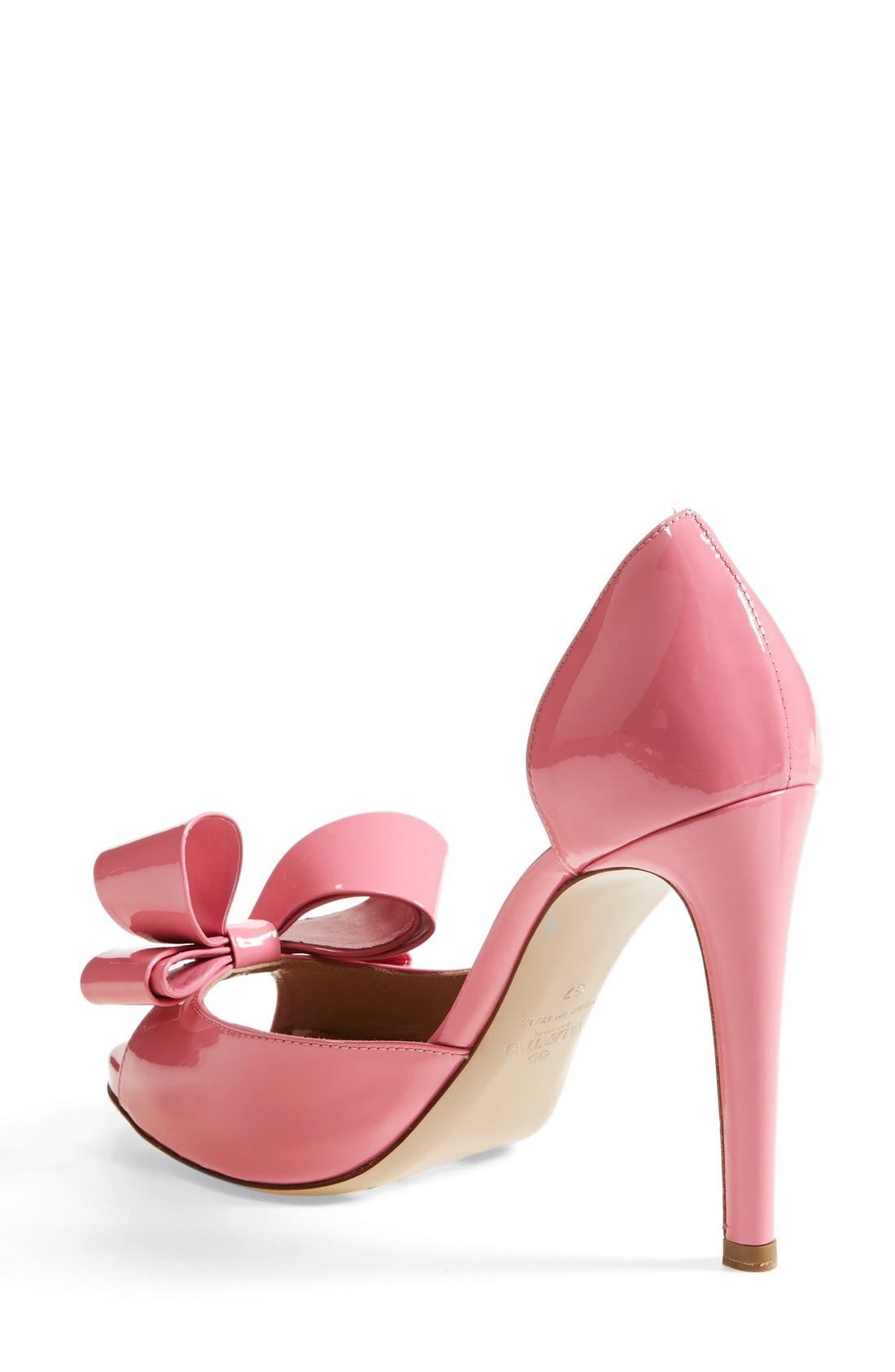 Alternate Image 2  - Valentino 'Couture Bow' d'Orsay Pump (Women)