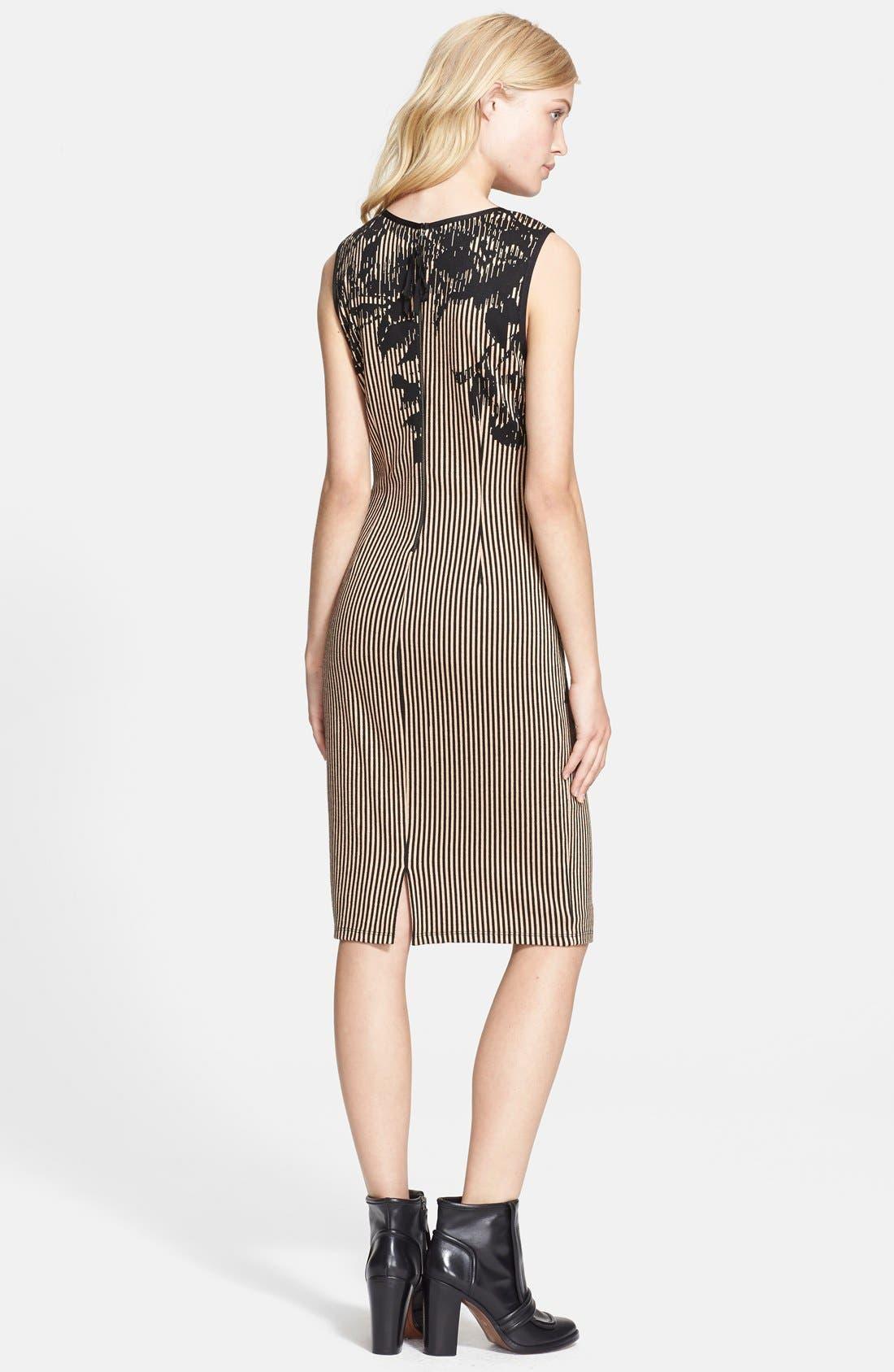 Alternate Image 2  - Tracy Reese Jacquard Knit Dress