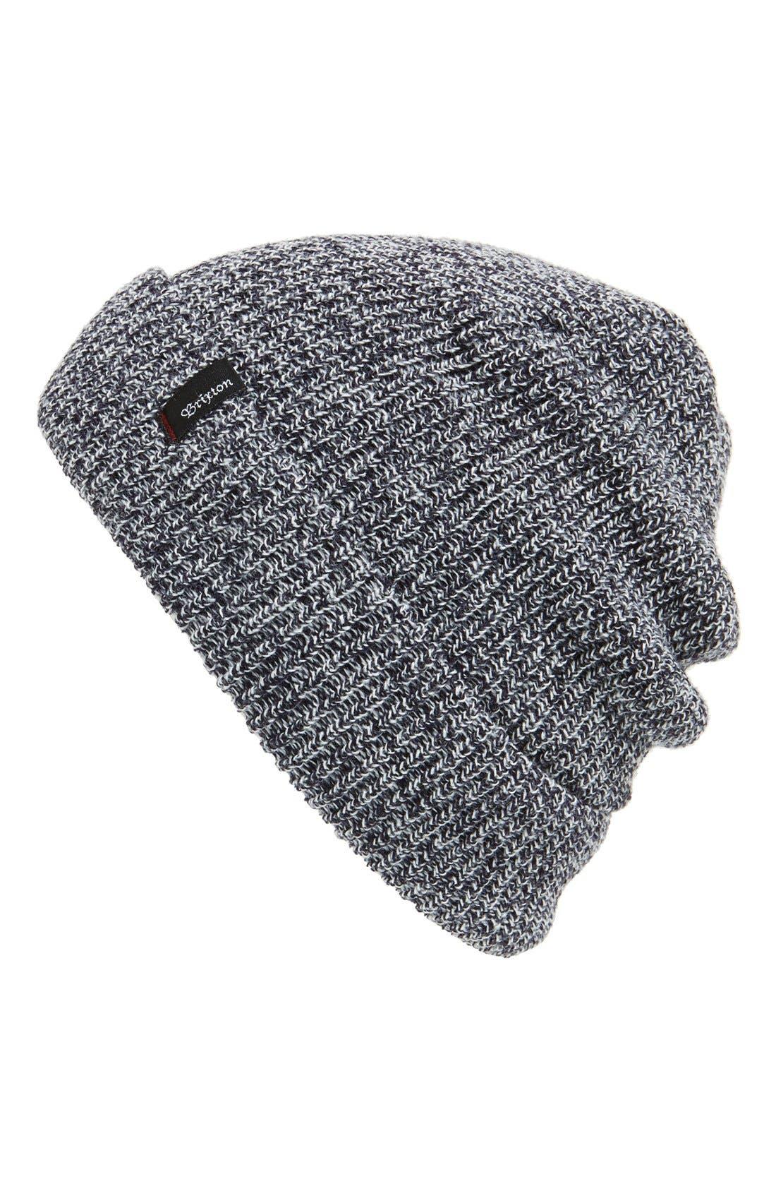 Main Image - Brixton 'Heist' Rib Knit Cap