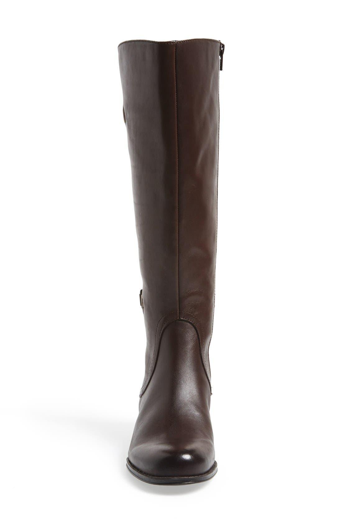 Alternate Image 3  - Naturalizer 'Jamison' Tall Boot (Wide Calf) (Women)