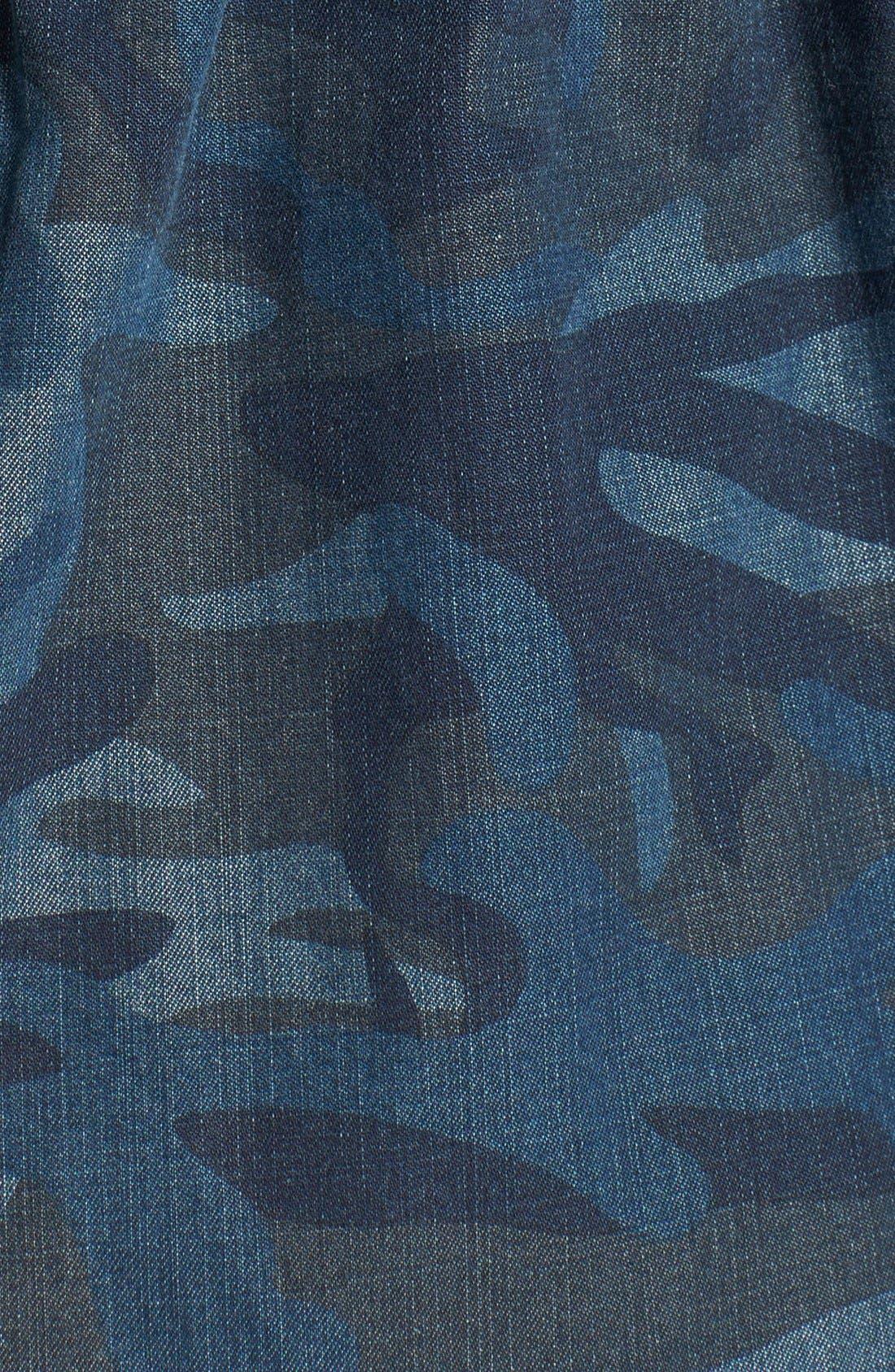 Alternate Image 3  - Treasure&Bond Hooded Surplus Jacket