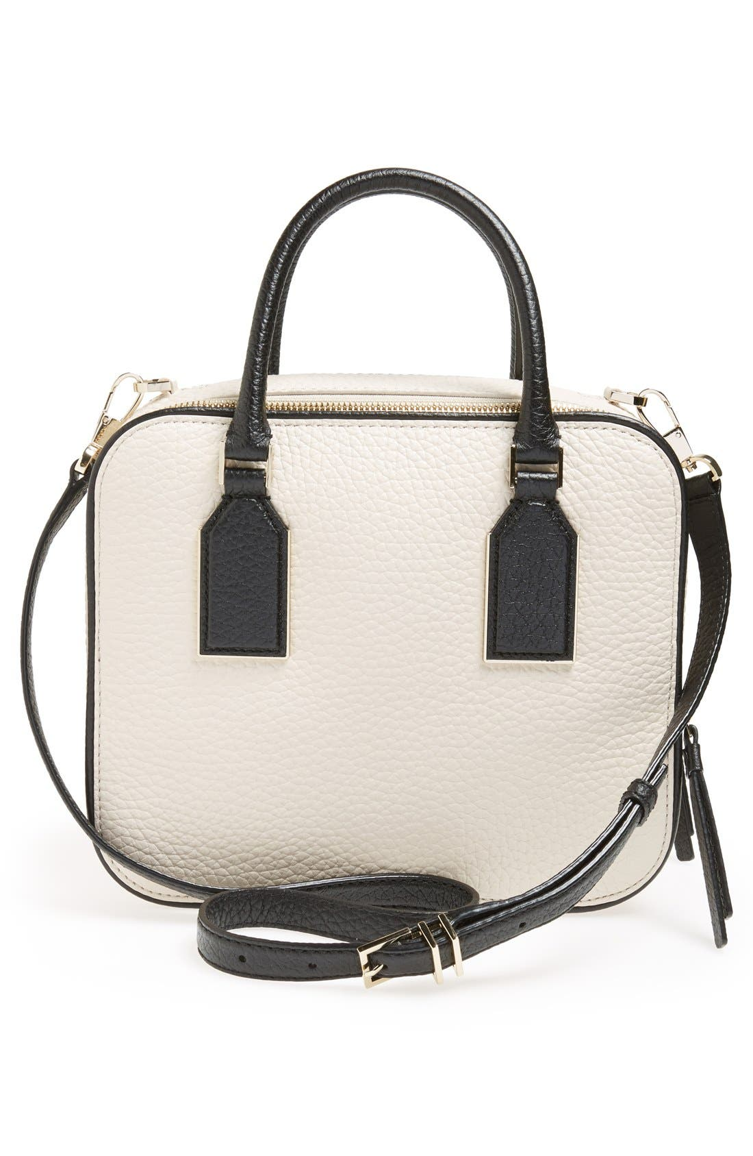Alternate Image 3  - kate spade new york 'cecil court - elia' leather satchel