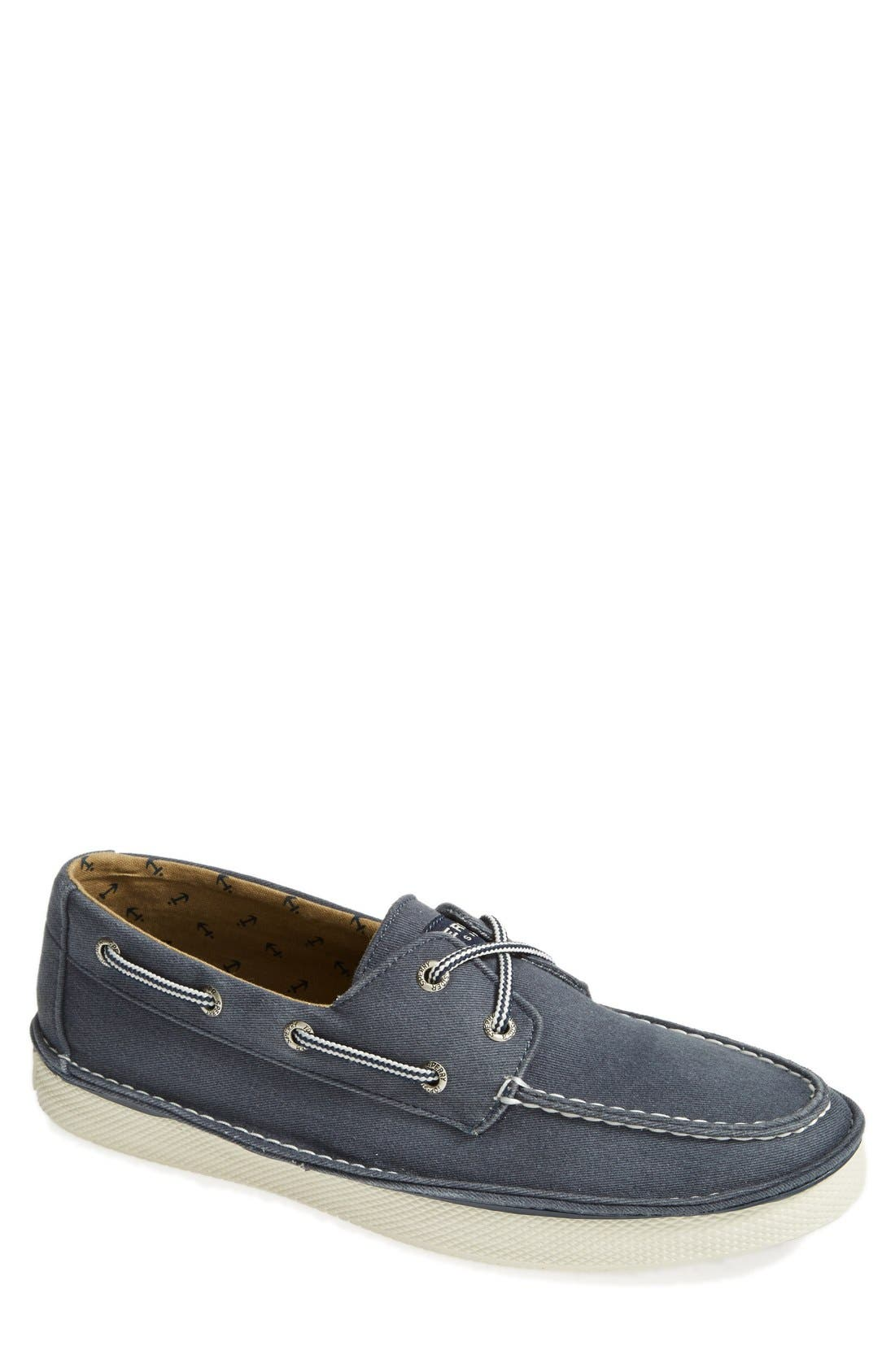 Alternate Image 1 Selected - Sperry 'Cruz' Canvas Boat Shoe (Men)