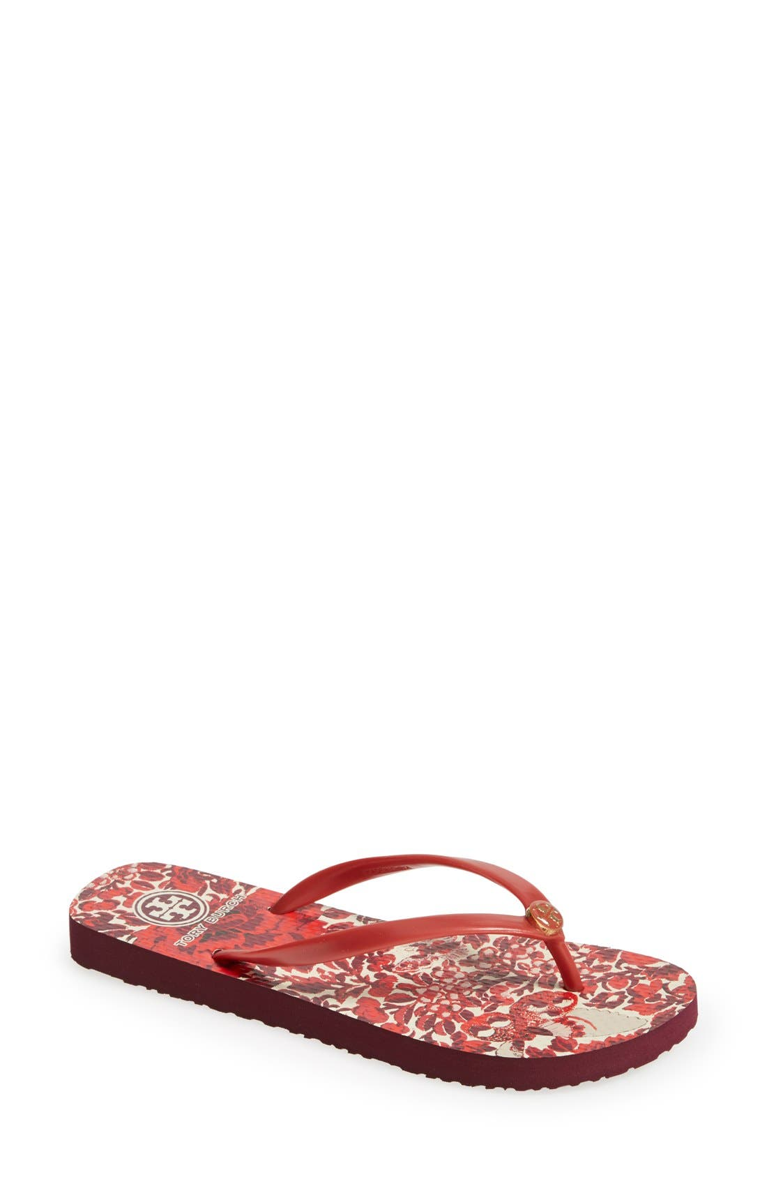 Main Image - Tory Burch Flip Flop (Women) (Nordstrom Exclusive)