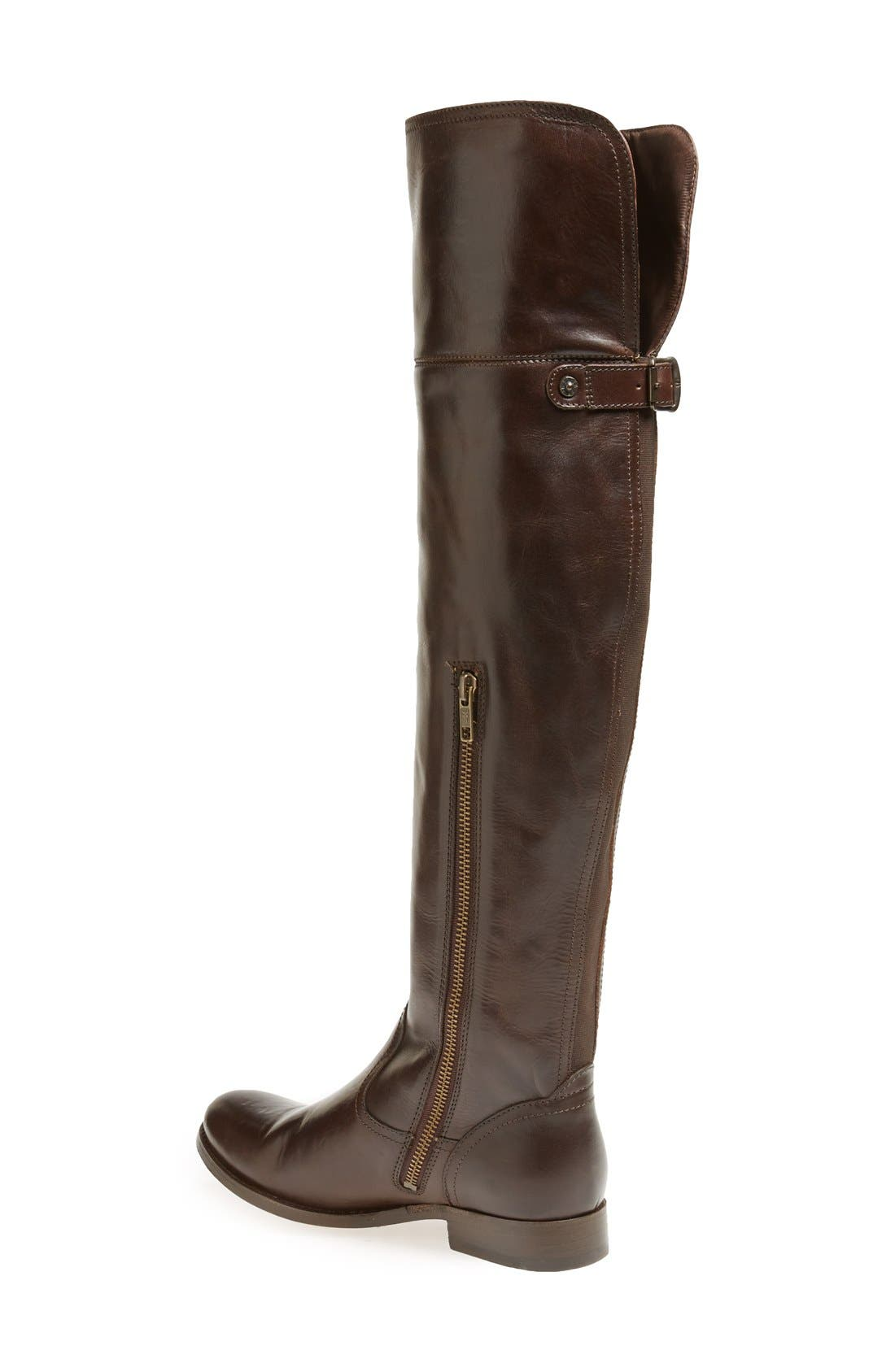 Alternate Image 2  - Frye 'Melissa' Over the Knee Boot