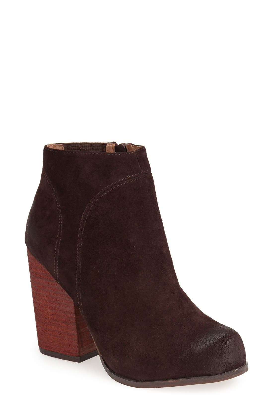 Alternate Image 1 Selected - Jeffrey Campbell 'Hanger' Bootie (Women)
