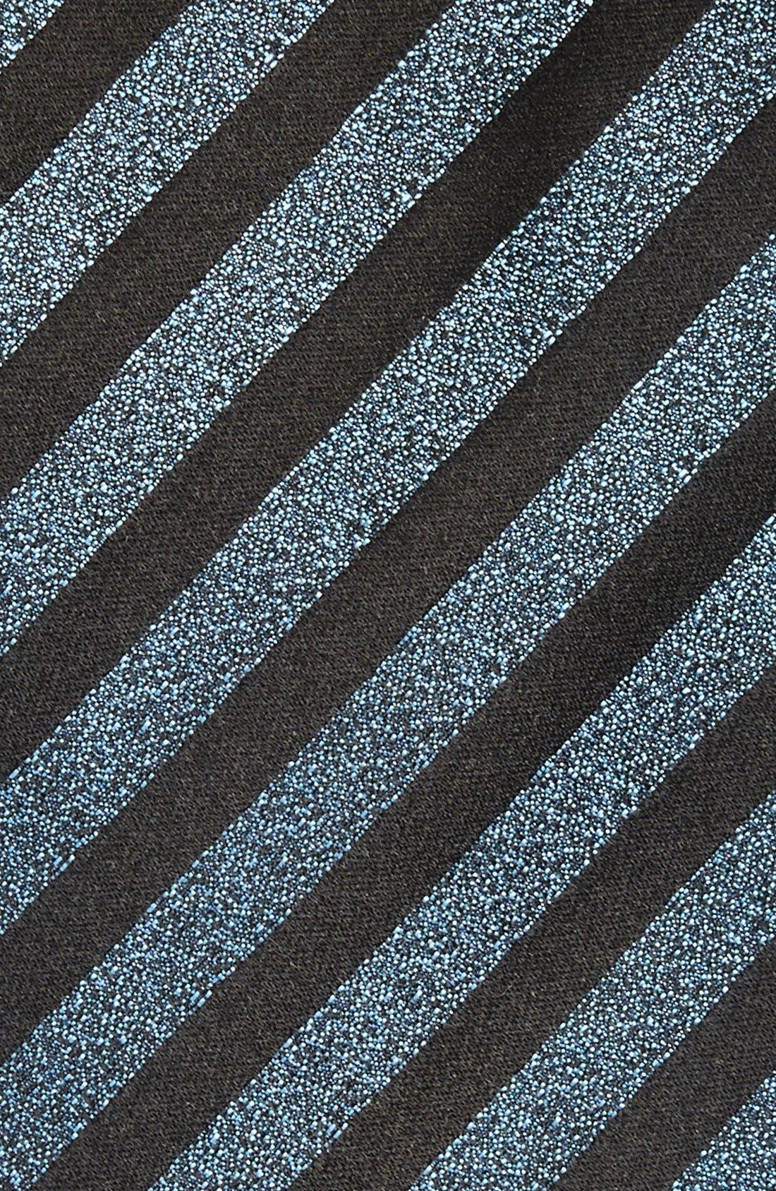 Alternate Image 2  - Yves Saint Laurent Woven Silk Tie