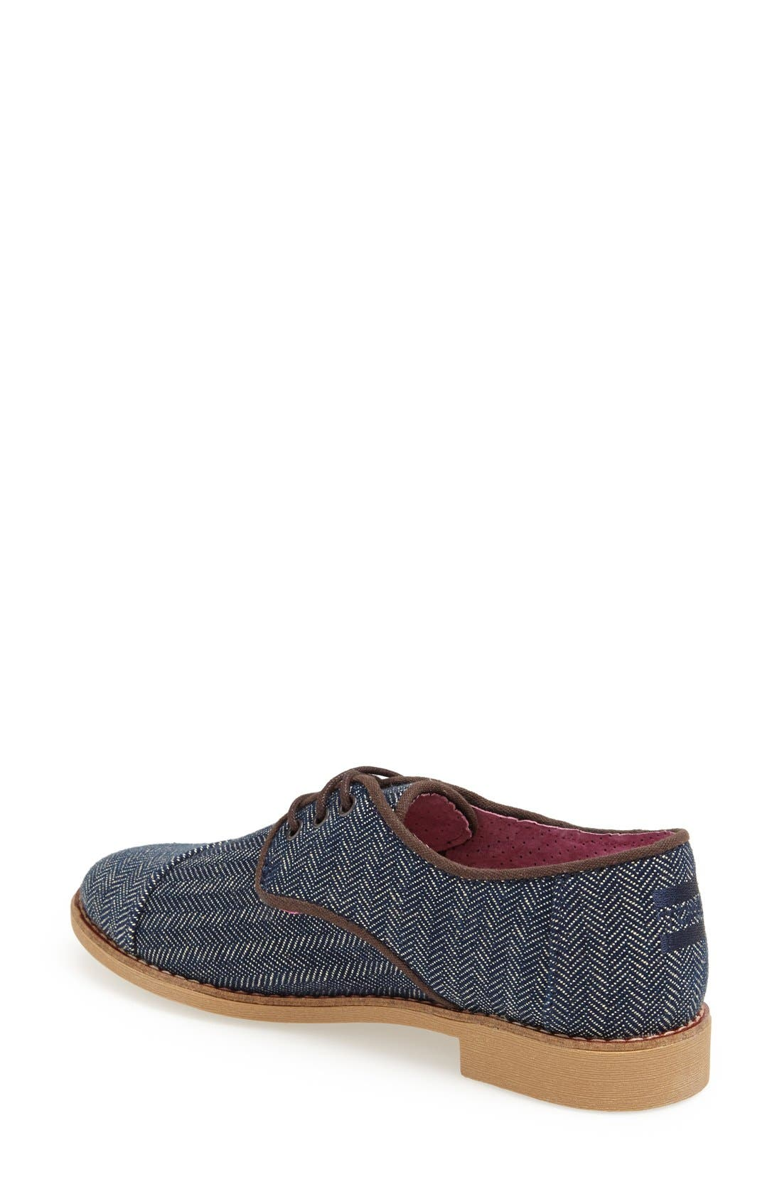 Alternate Image 2  - TOMS 'Brogue' Oxford (Women)