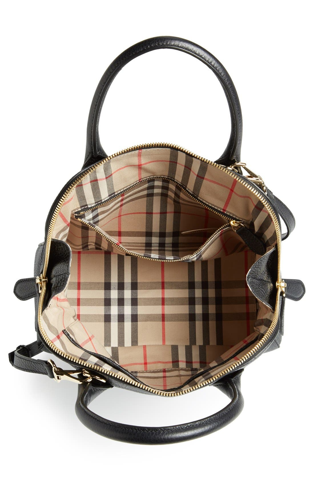 Alternate Image 3  - Burberry 'Small Yorke' Satchel