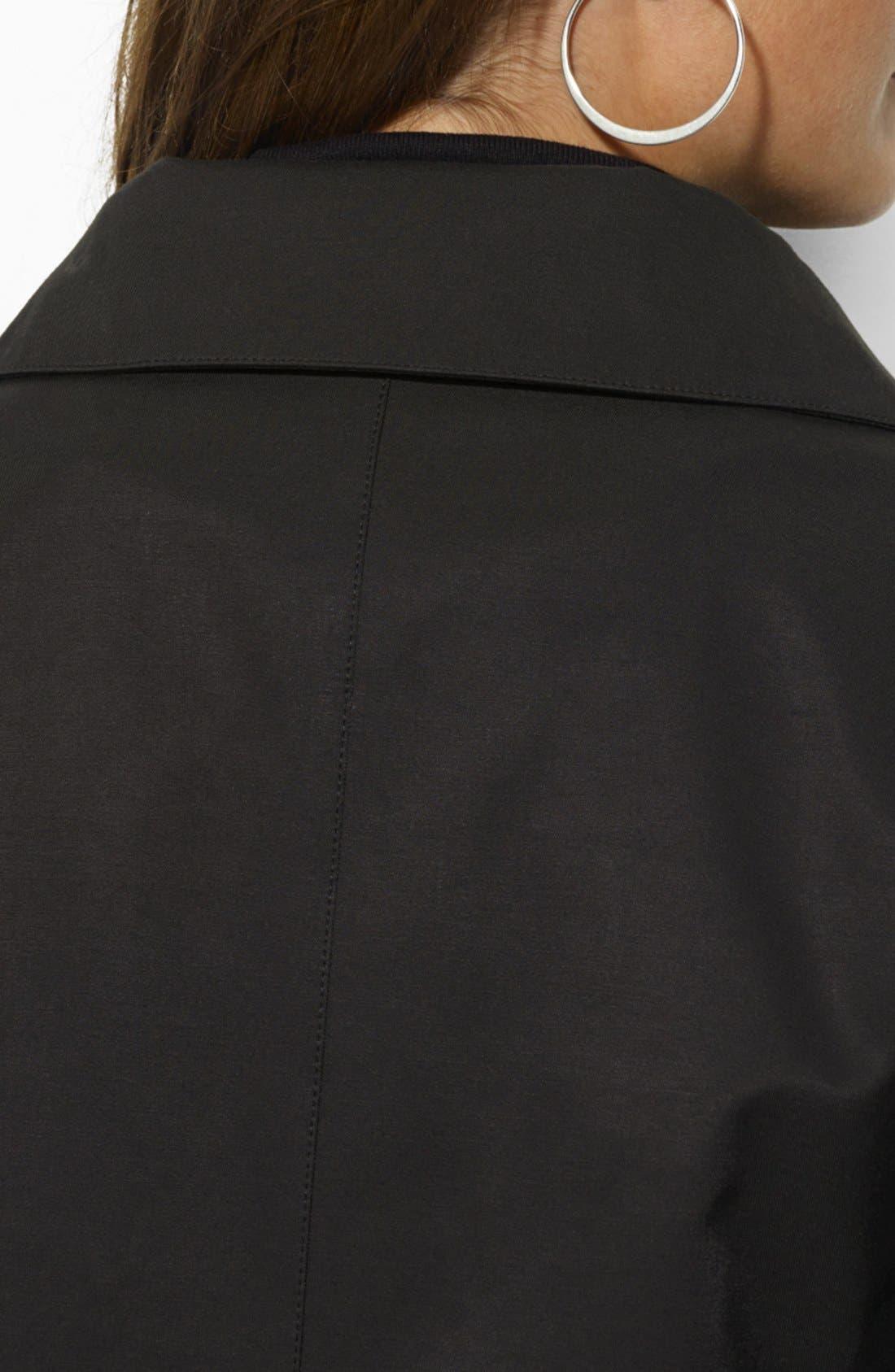 Alternate Image 3  - Lauren Ralph Lauren Rain Jacket with Detachable Hood & Liner (Nordstrom Exclusive)