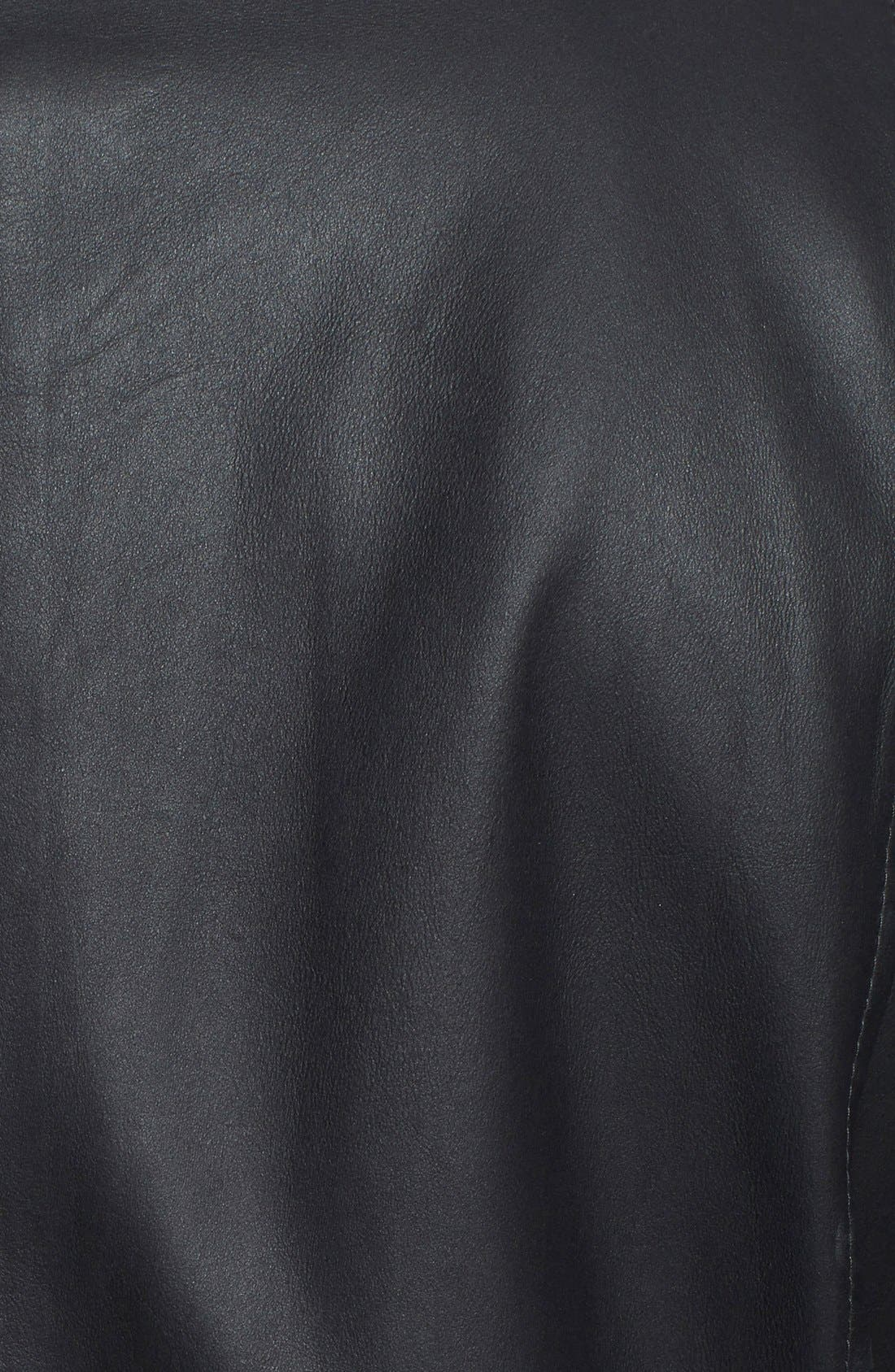 Alternate Image 3  - Remy Leather 'Lite' Lambskin Leather Jacket