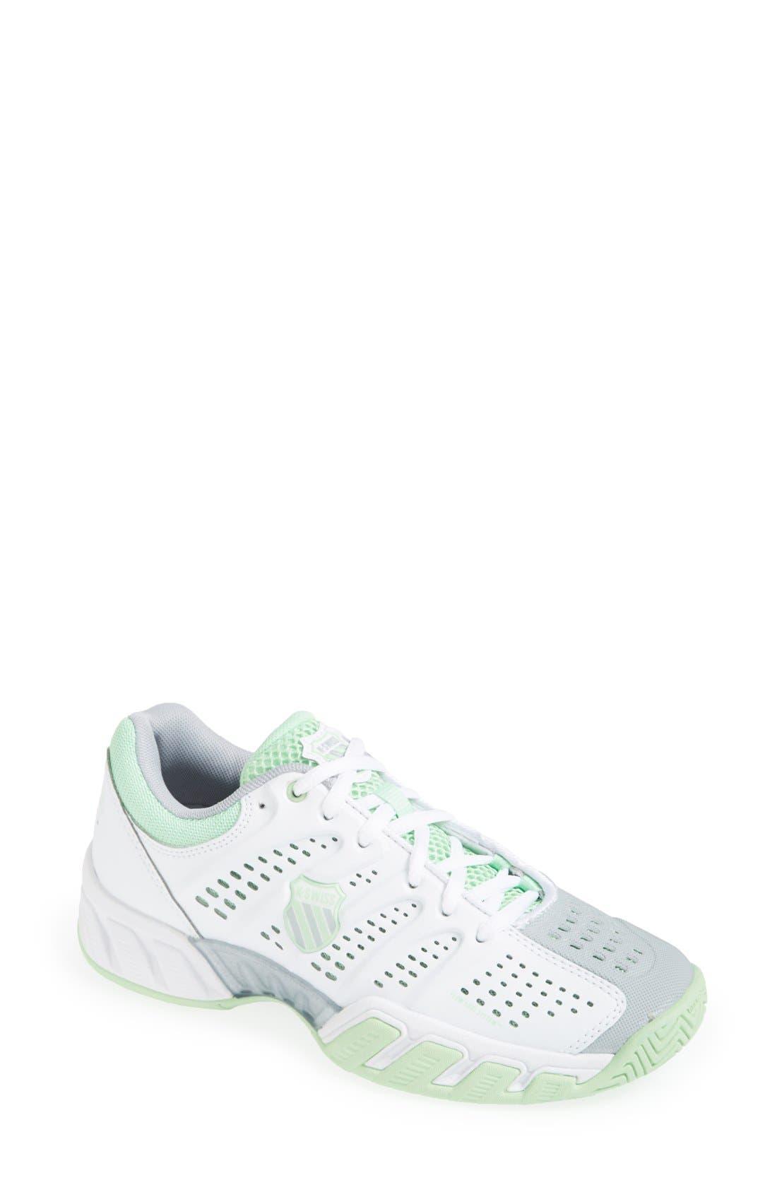 Main Image - K-Swiss 'Big Shot Light' Tennis Shoe (Women)